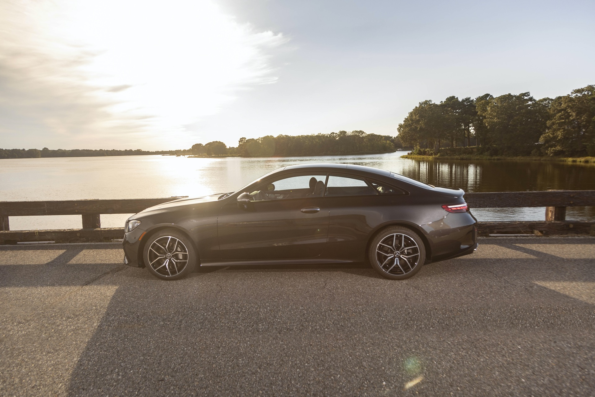 First drive review: 2021 Mercedes-Benz E450 Coupe converts a couple