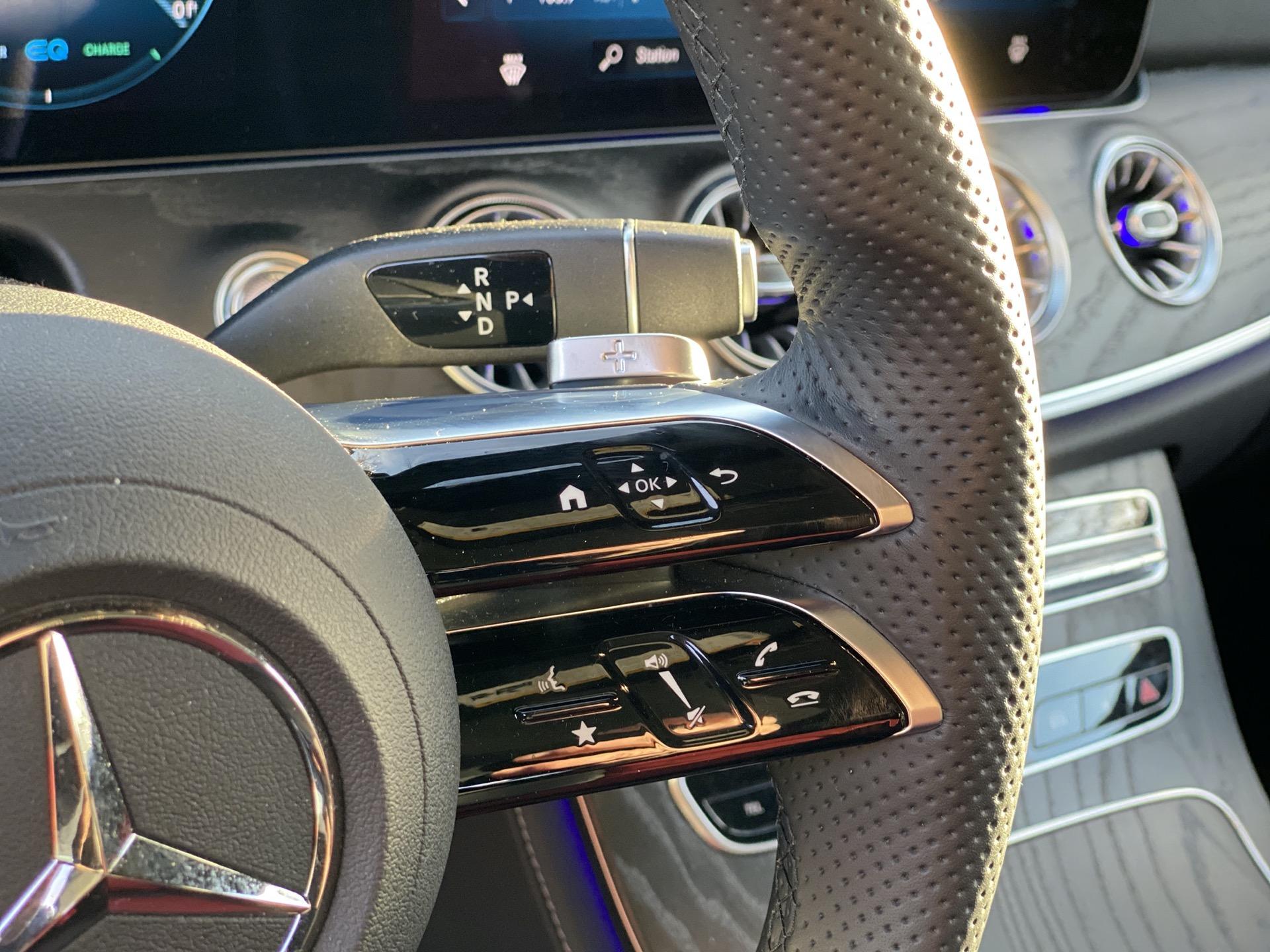 Mercedes-Benz E-Class Coupe 2021