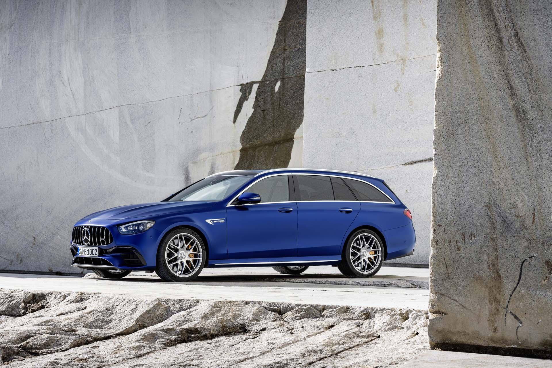 2021 Mercedes-AMG E63 S sedan and wagon return to put the ...