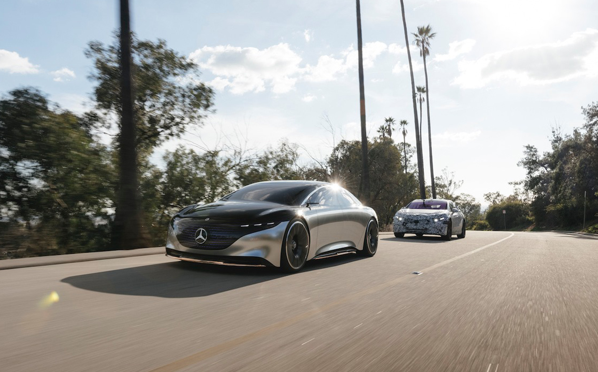 Mercedes EQS flagship will lead brand's electric vehicle rollout for the US