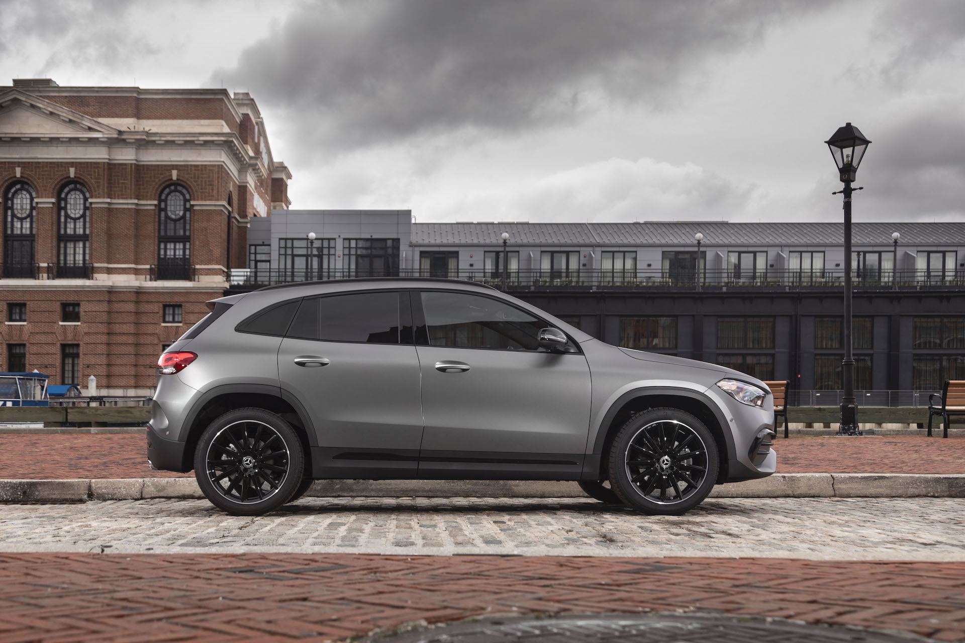 2021 Mercedes Benz Gla Class Review Ratings Specs Prices And Photos The Car Connection