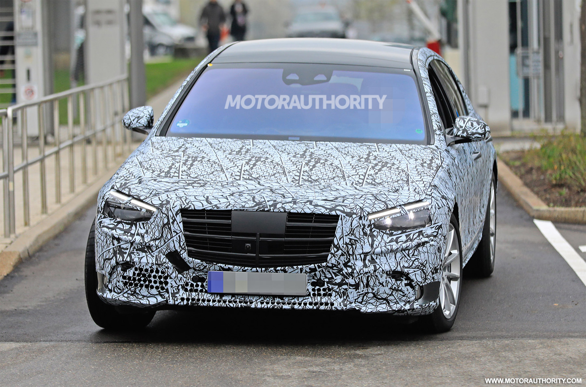 2019 Mercedes E Class Sedan Rumors, Release Date, Redesign >> 2021 Mercedes Benz S Class Spy Shots And Video