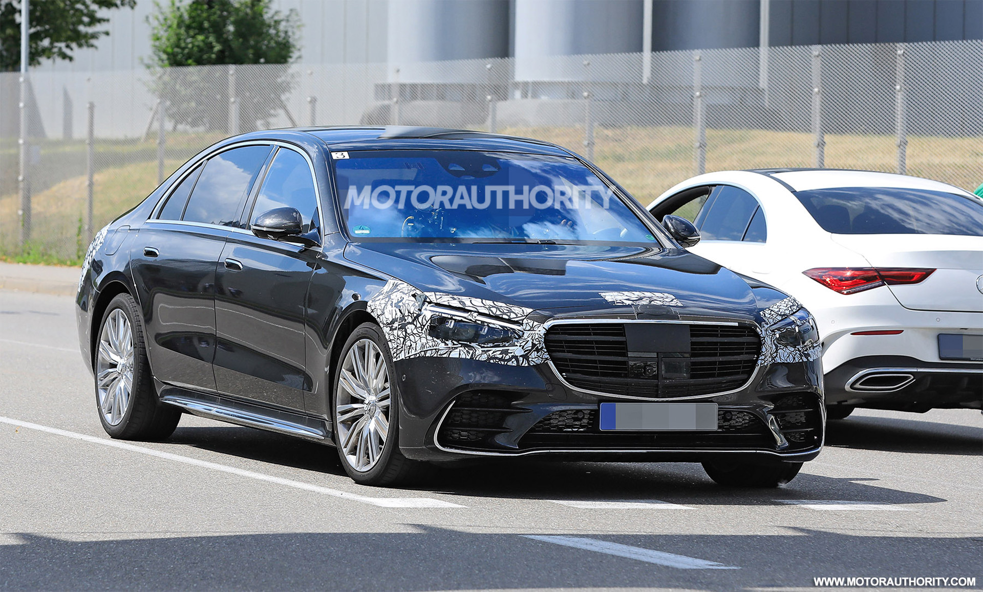 2021 Mercedes S Class Redesign and Concept
