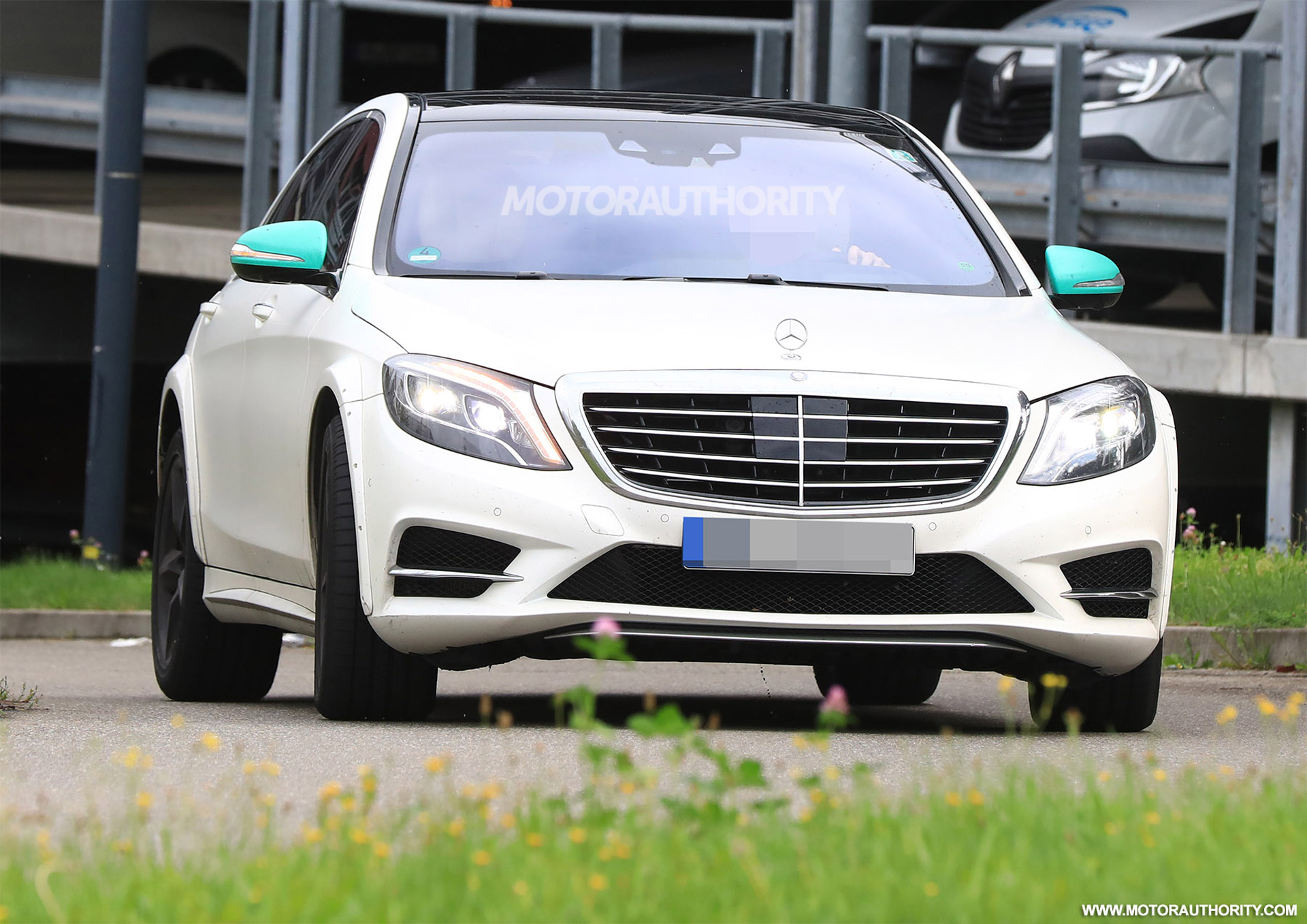 What Does Cts Stand For >> 2021 Mercedes-Benz S-Class spy shots