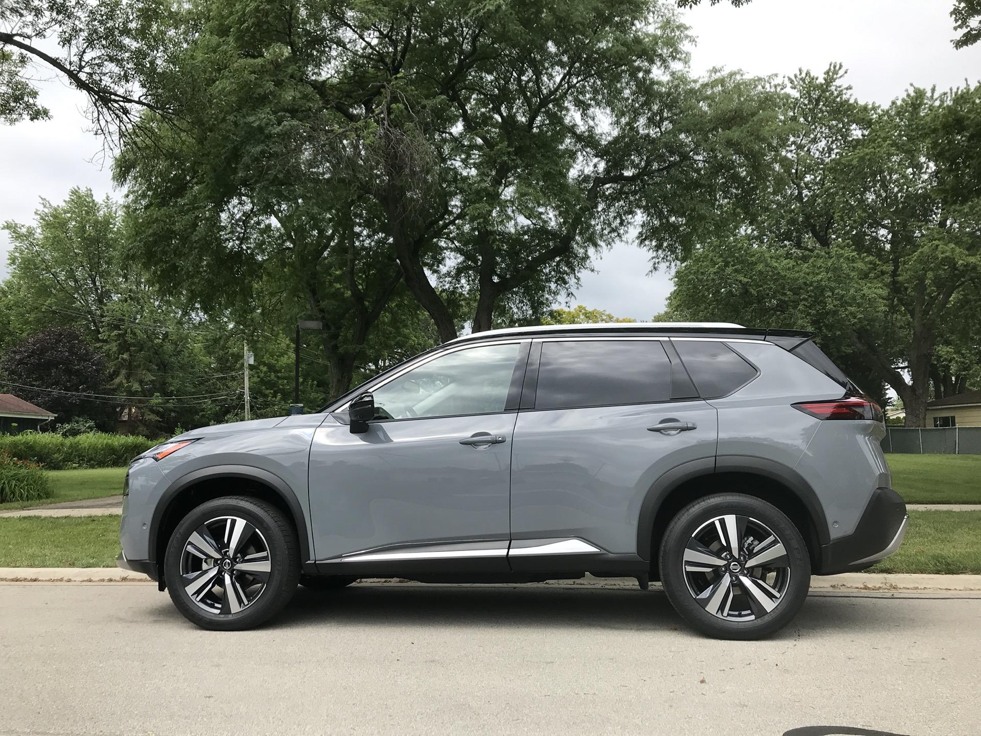 2021 Nissan Rogue driven, 2022 Subaru BRZ returns, i-MiEV ...