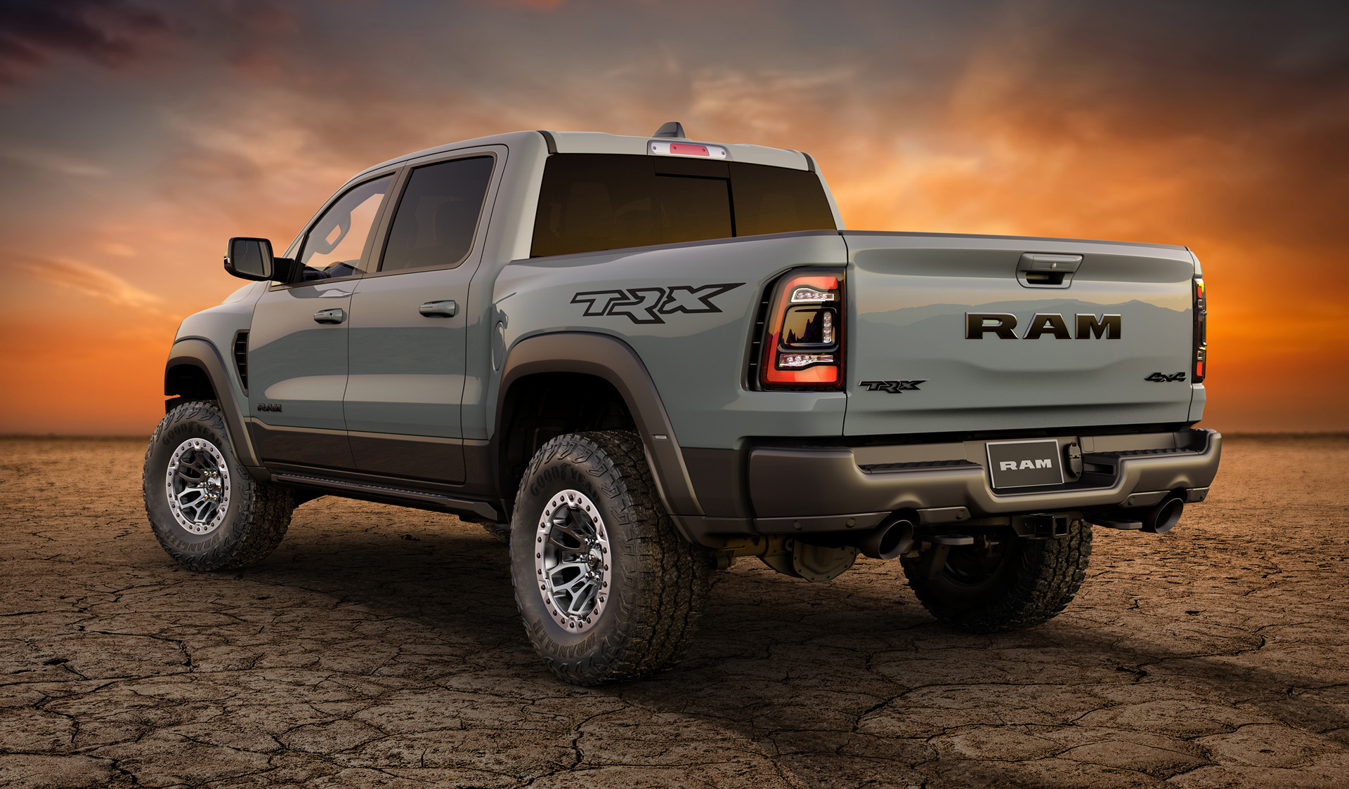 The 92 010 Ram 1500 Trx Launch Edition Sold Out In 3 Hours