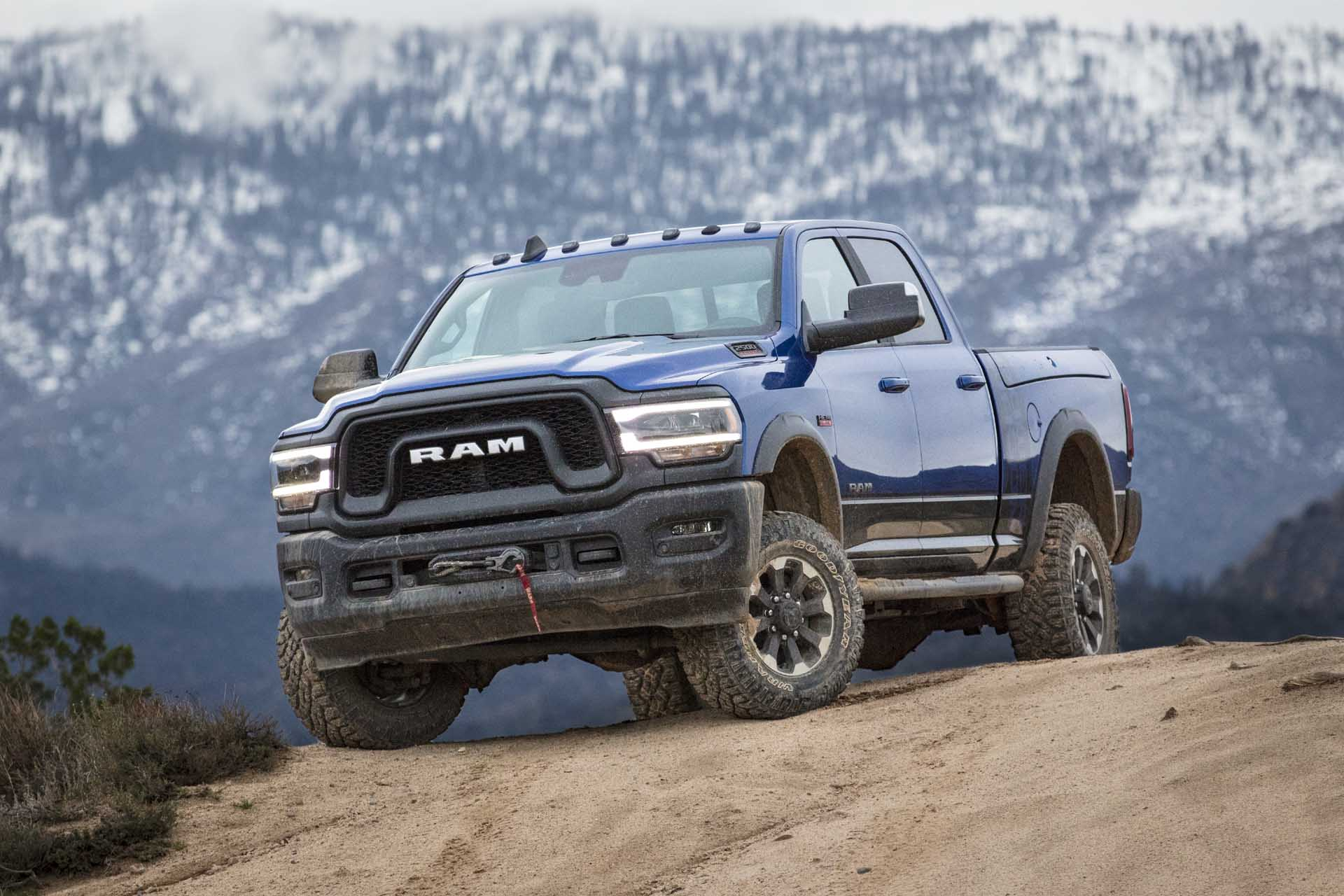 2021 Ram 2500 Review Ratings Specs Prices And Photos The Car Connection