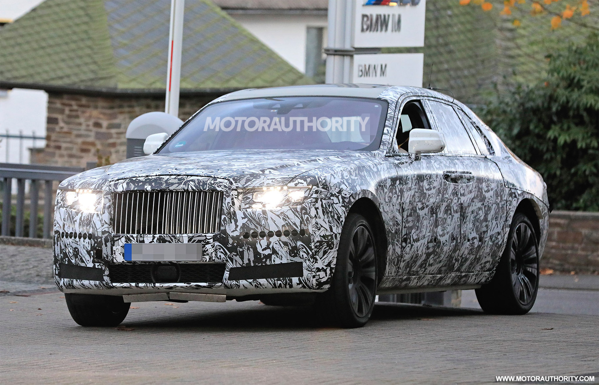 New Rolls Royce Ghost Due In The Fall