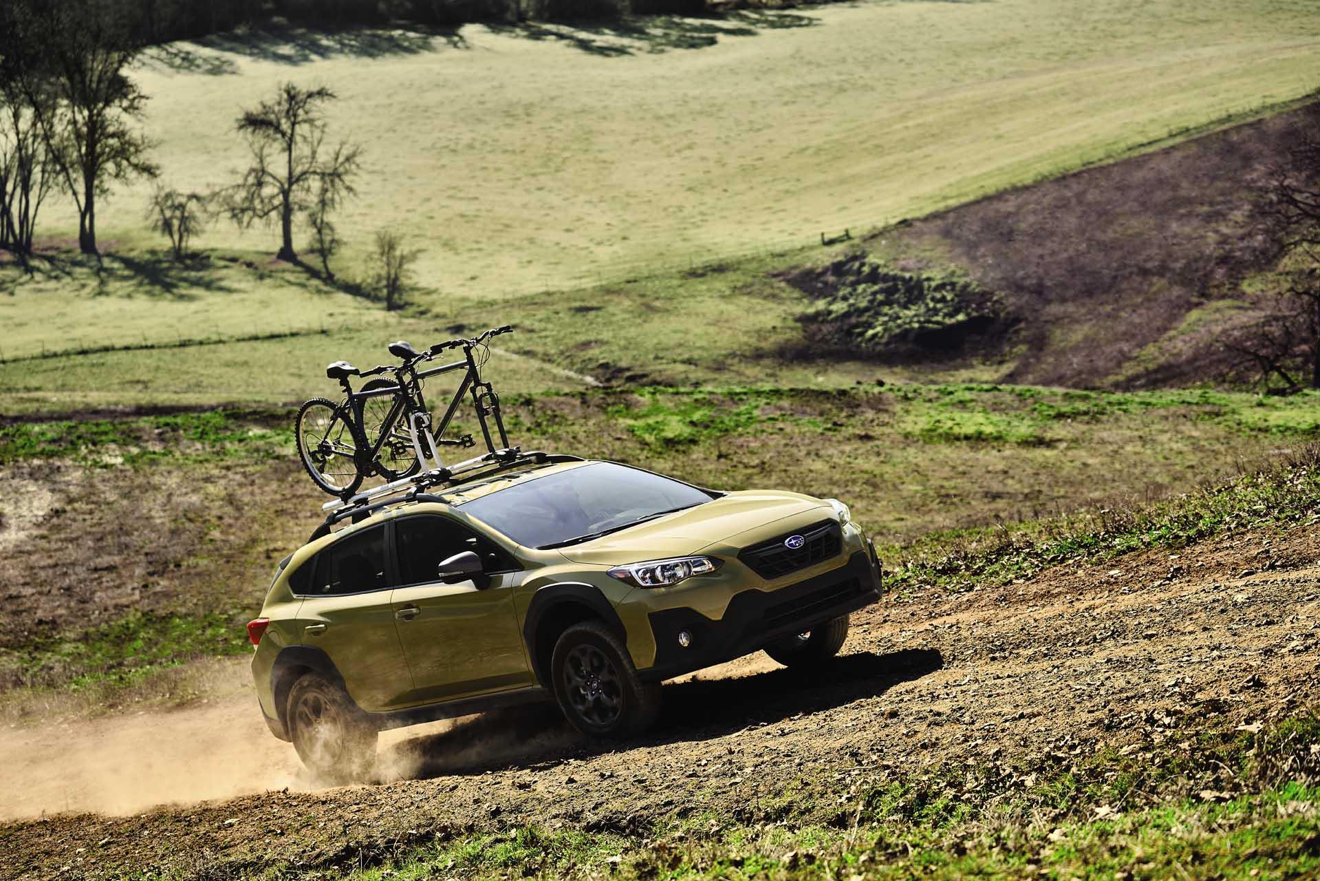 2021 Subaru Crosstrek revealed: Small crossover SUV adds ...