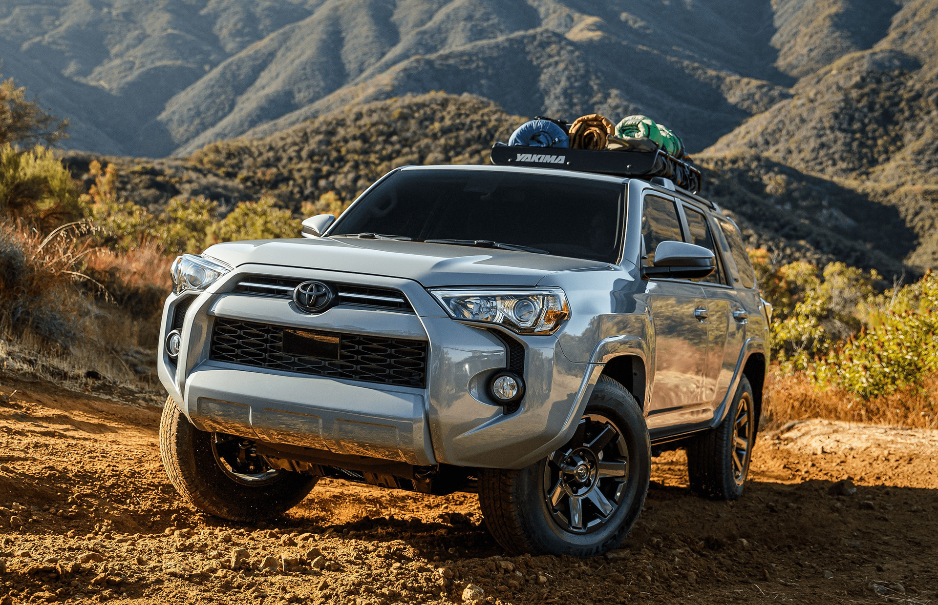 2021 Toyota 4runner Suv Starts At 37 515 Gets New Lights