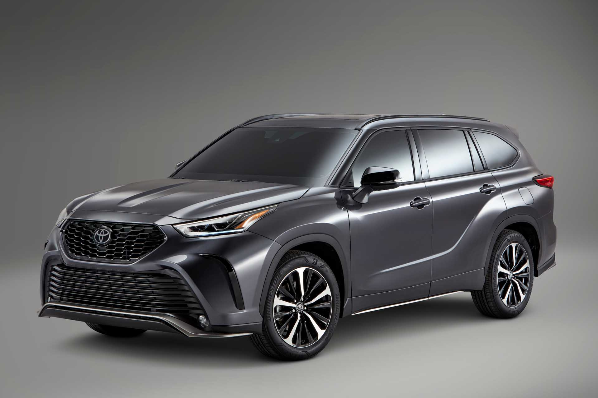 2021 Toyota Highlander Review Ratings Specs Prices And Photos The Car Connection