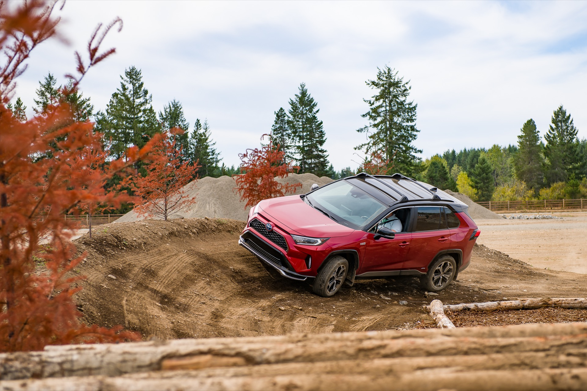 2021 Toyota RAV4 Prime is best off-road with EV Mode
