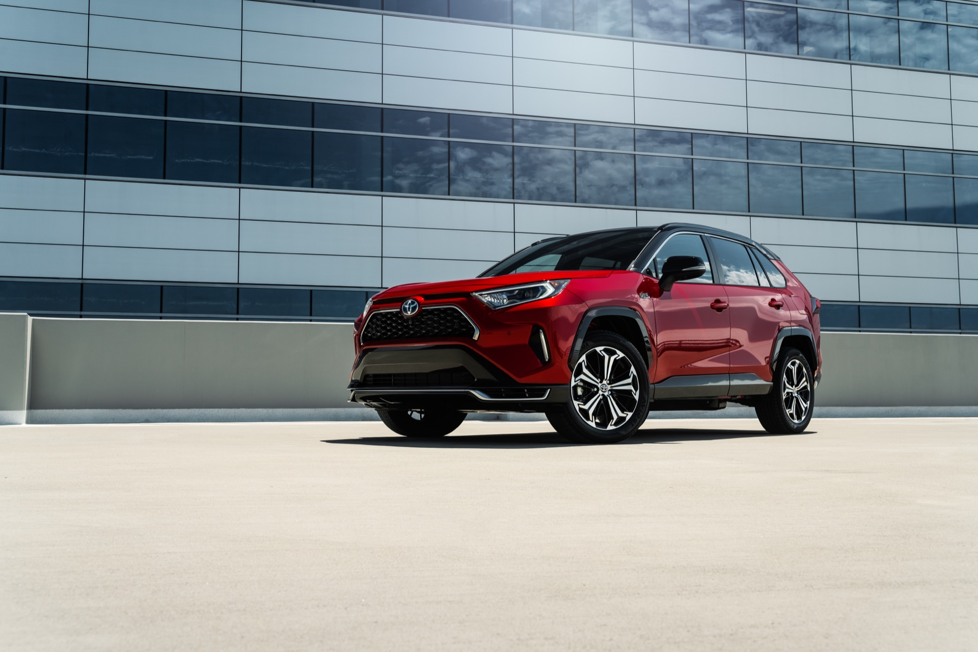 2021 Toyota RAV4 Prime: How its 42-mile range and 38 mpg compare to rivals