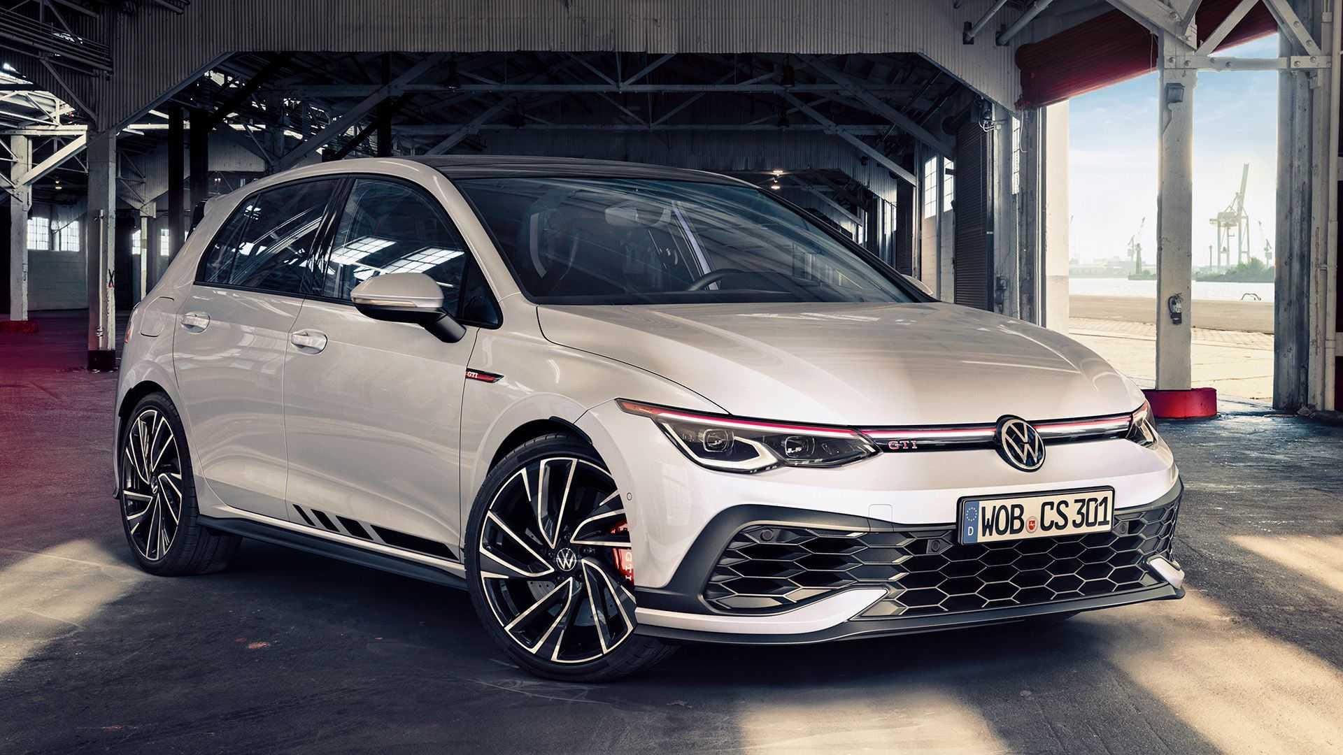 2021 Volkswagen Golf R Configurations