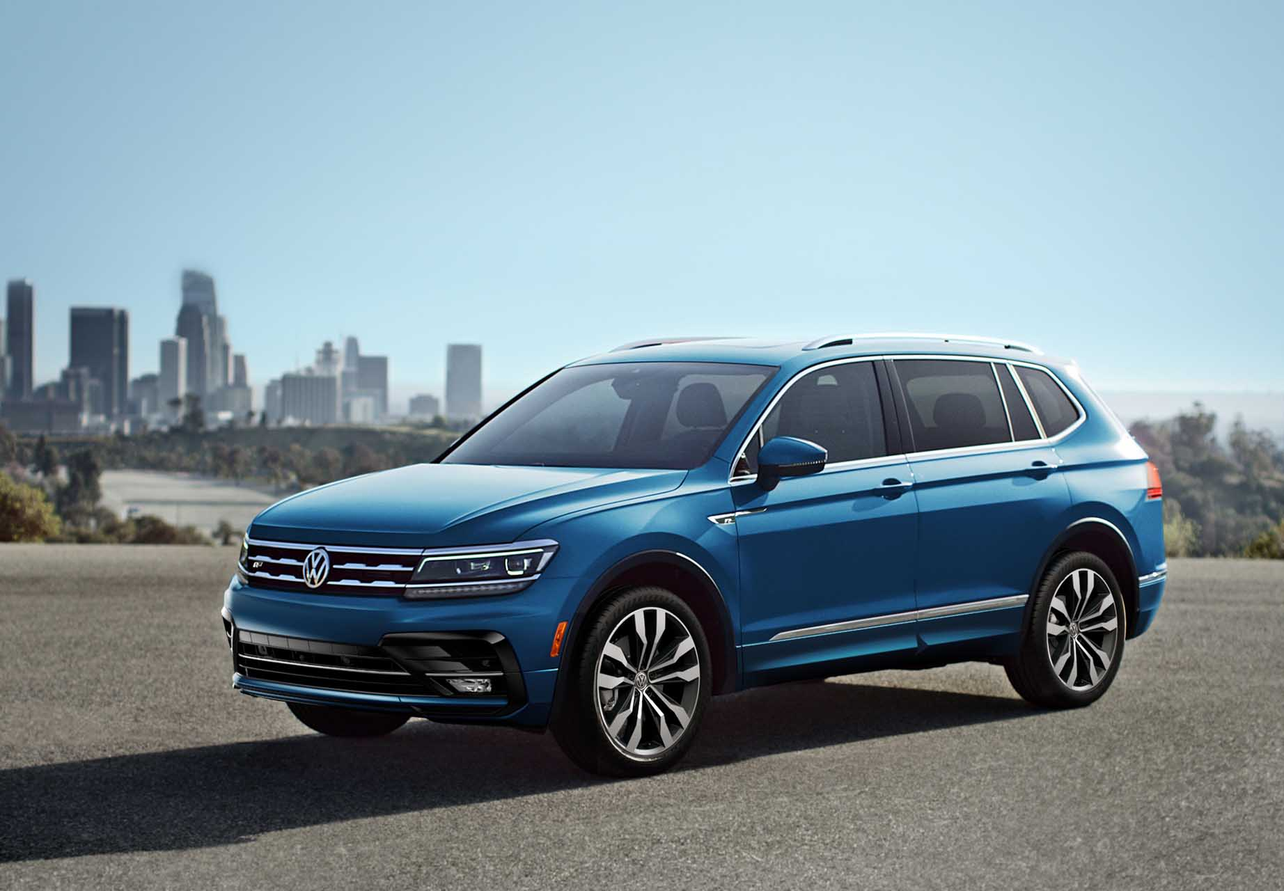 2021 Volkswagen Tiguan Vw Review Ratings Specs Prices And Photos The Car Connection