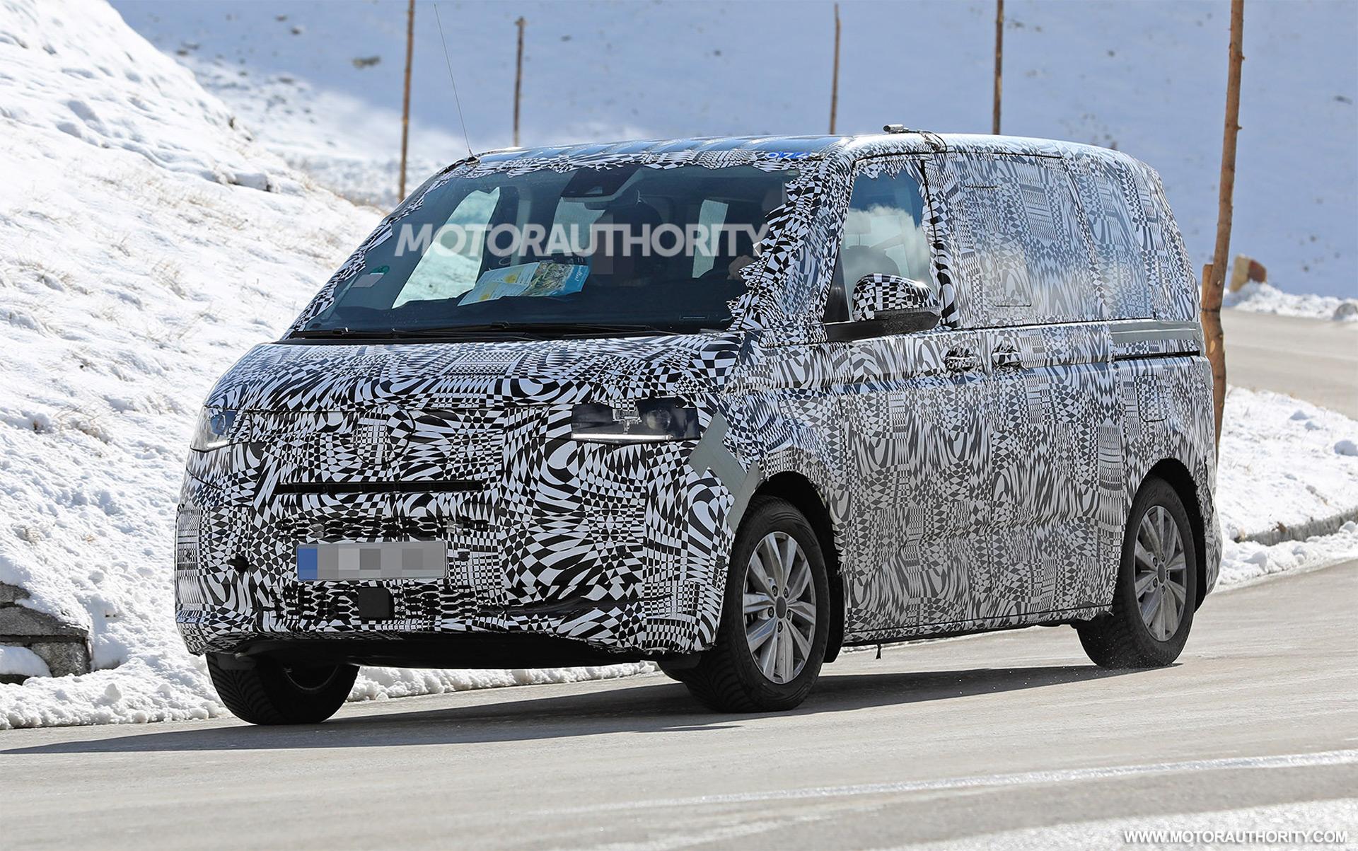 2021 - [Volkswagen] Transporter [T7] 2021-volkswagen-transporter-t7-spy-shots--photo-credit-s-baldauf-sb-medien_100725280_h