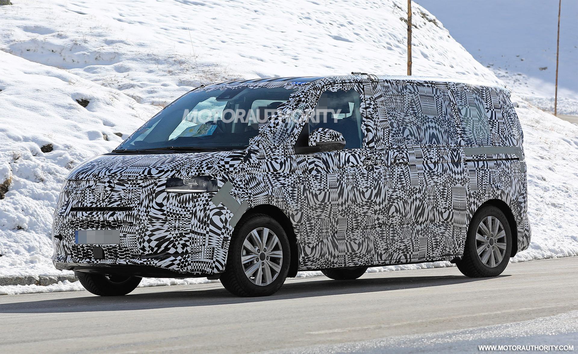 2021 - [Volkswagen] Transporter [T7] 2021-volkswagen-transporter-t7-spy-shots--photo-credit-s-baldauf-sb-medien_100725281_h
