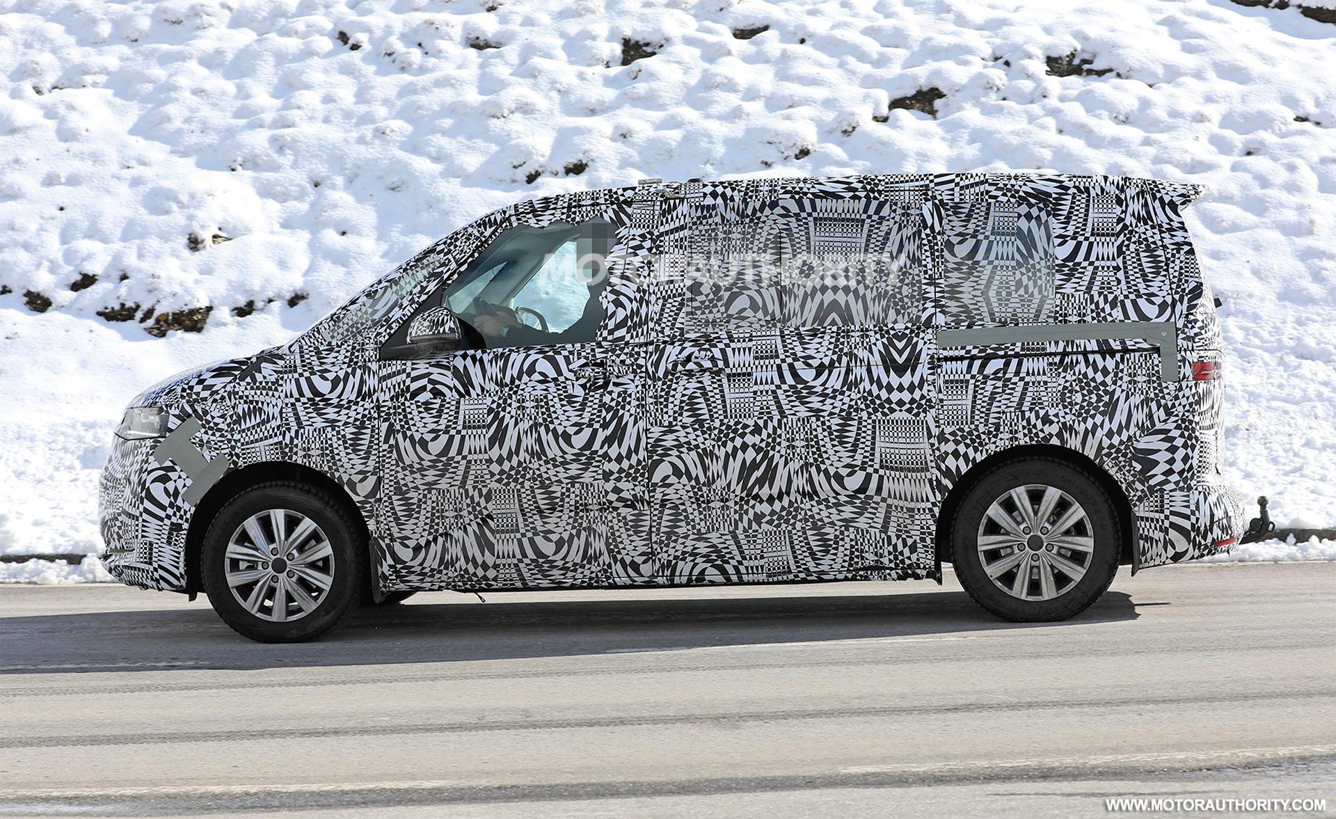2021 - [Volkswagen] Transporter [T7] 2021-volkswagen-transporter-t7-spy-shots--photo-credit-s-baldauf-sb-medien_100725283_h