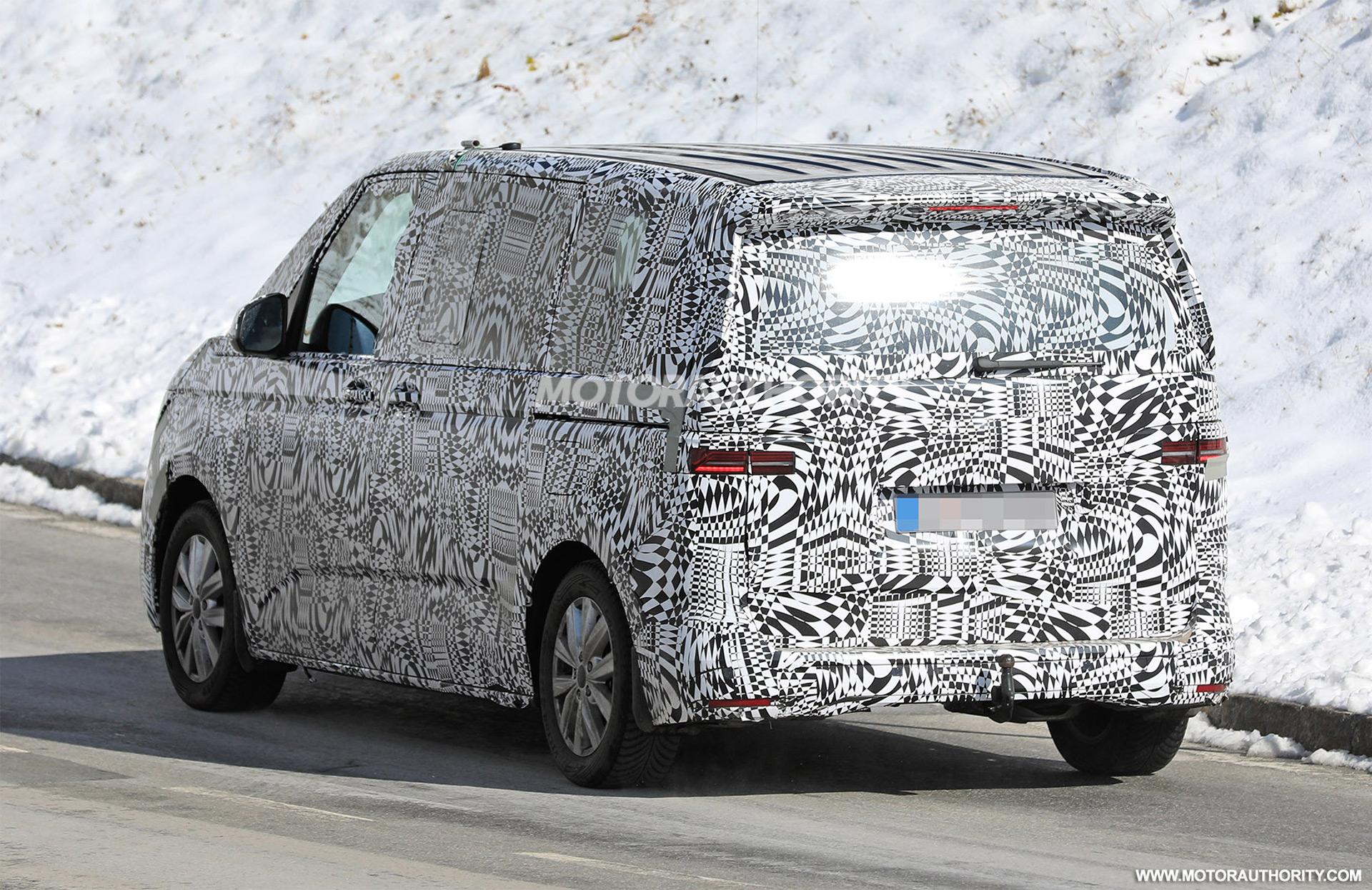2021 - [Volkswagen] Transporter [T7] 2021-volkswagen-transporter-t7-spy-shots--photo-credit-s-baldauf-sb-medien_100725287_h