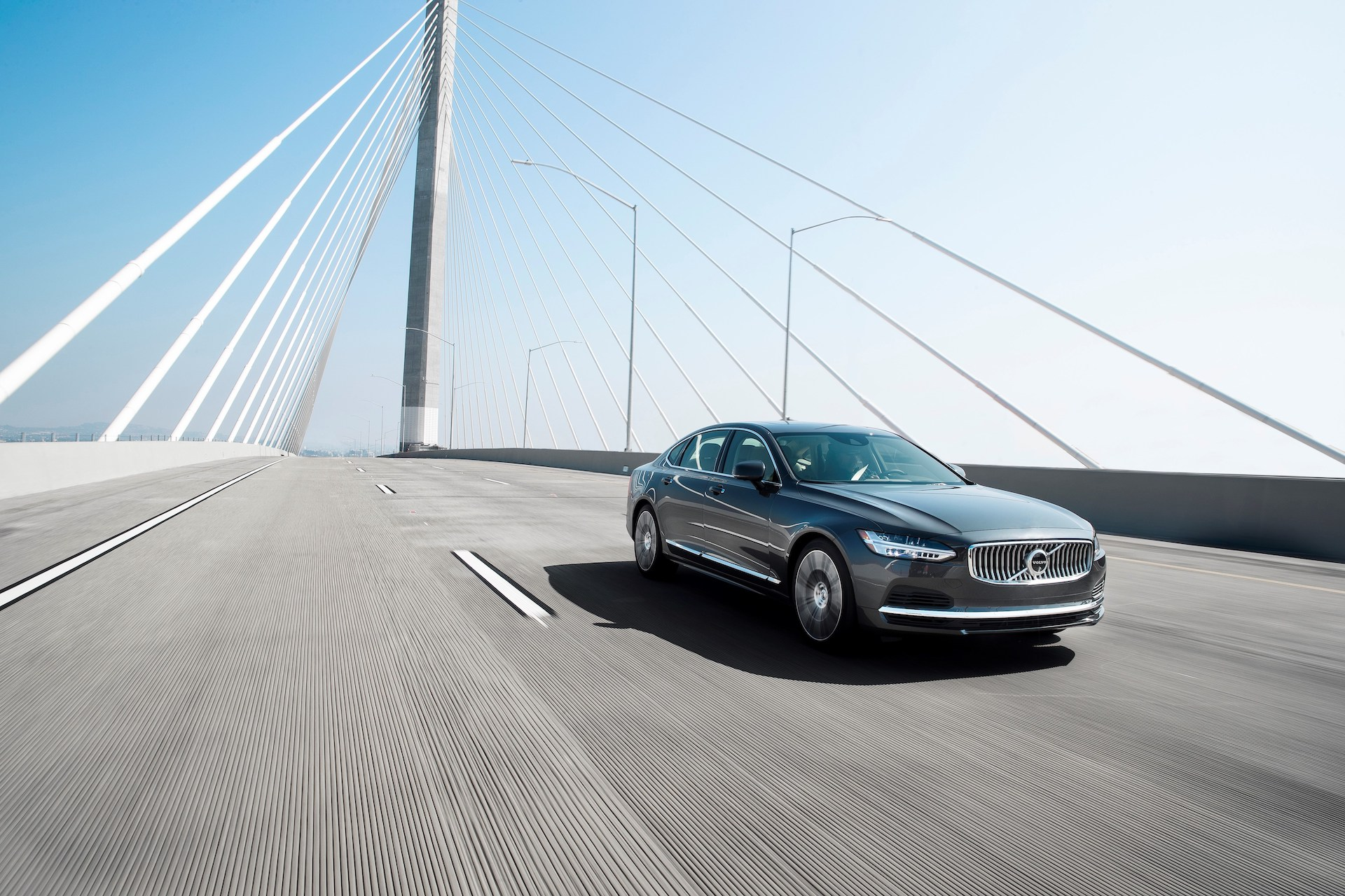 2021 Volvo S90 Review Ratings Specs Prices And Photos The Car Connection