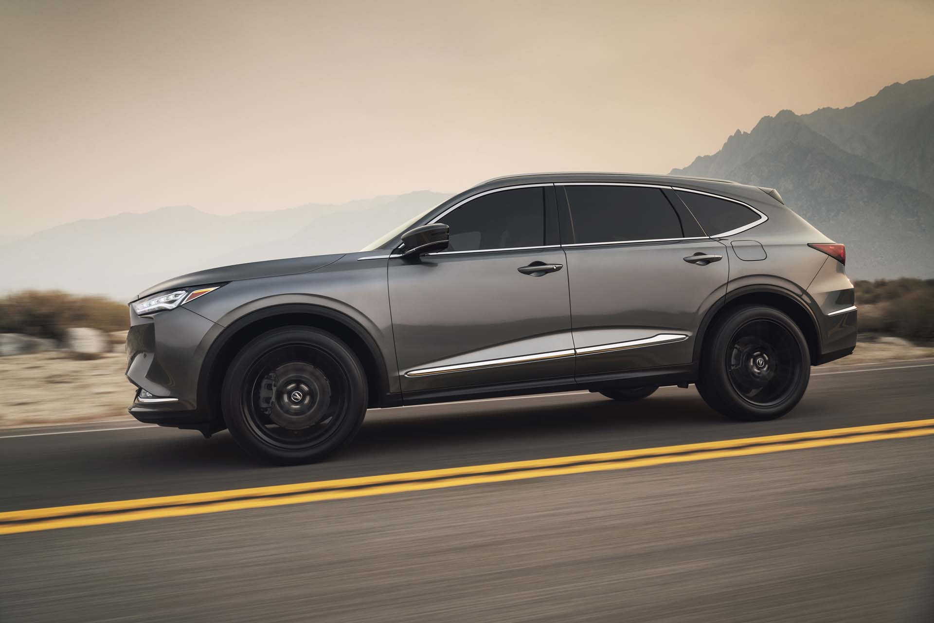 Redesigned 2022 Acura Mdx Suv Costs 2 400 More Starts At 47 925