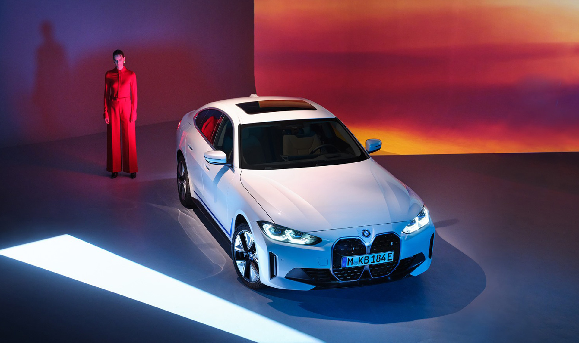 Hans Zimmer composes sound for BMW EVs, including distinct sound for electric M cars