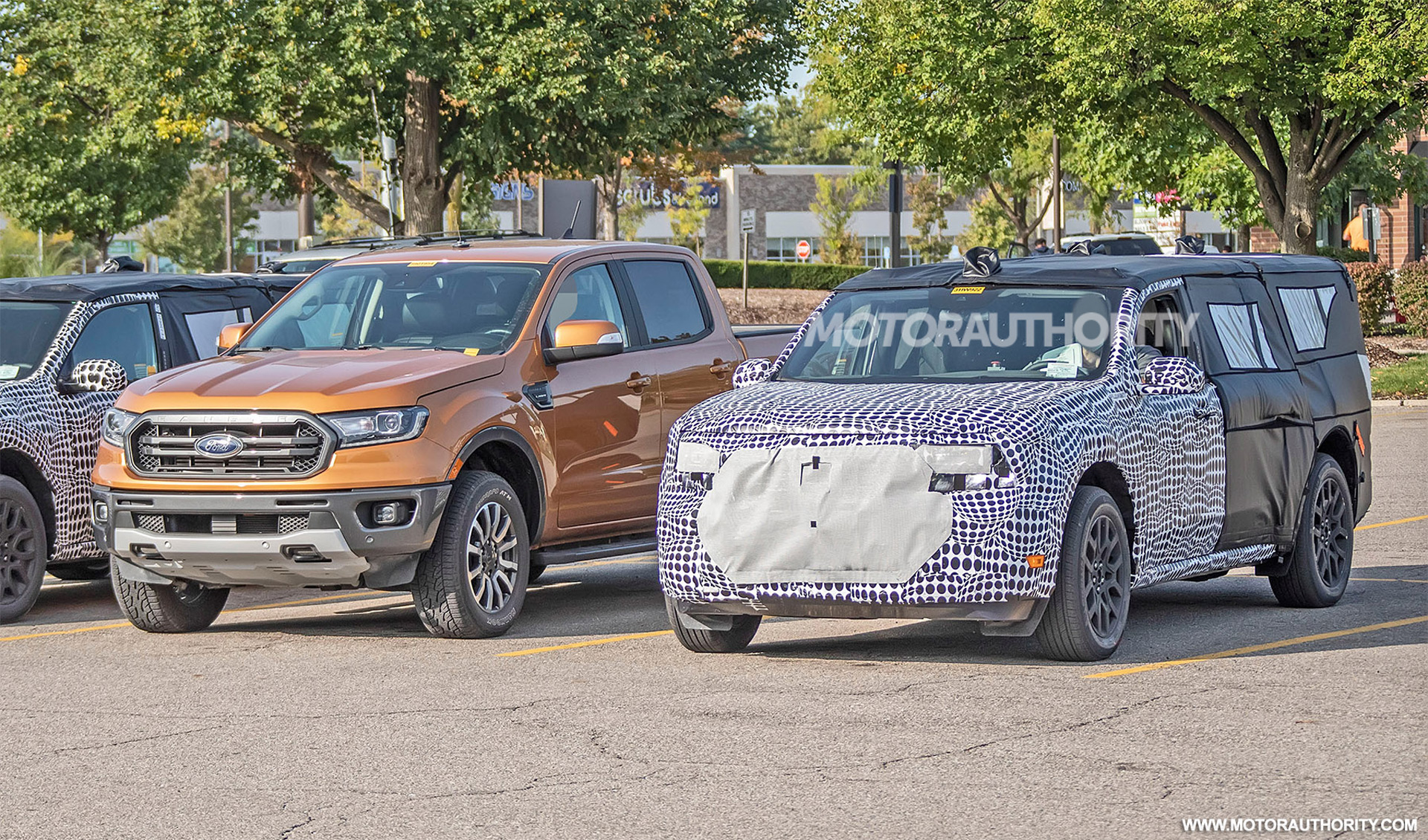 2022 Ford Maverick Leaked Photo Reveals Very Bold Design ...