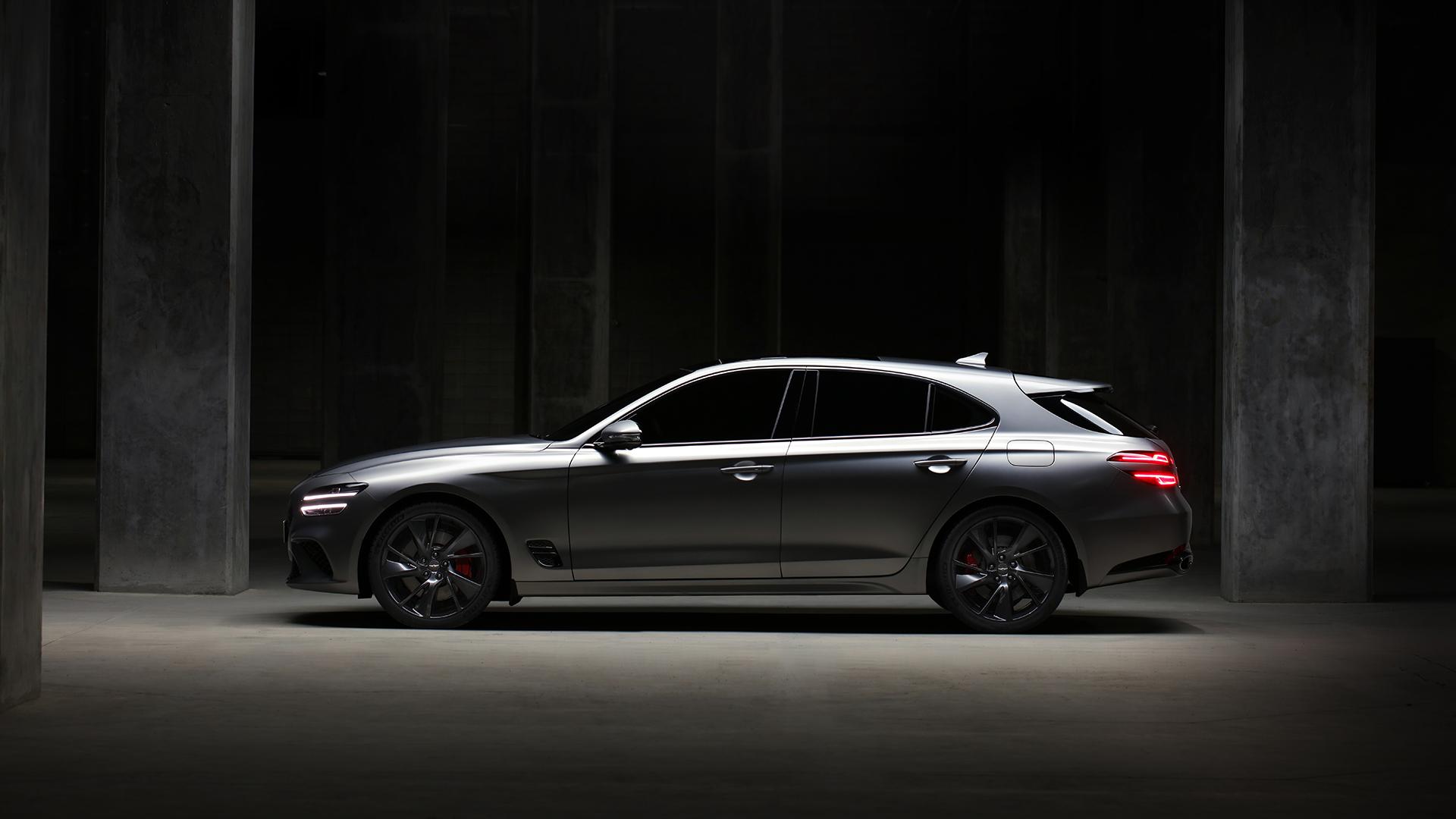 2022 Genesis G70, 2022 Mercedes-Benz EQS, 2022 Chevrolet Corvette Z06: This Week's Top Photos