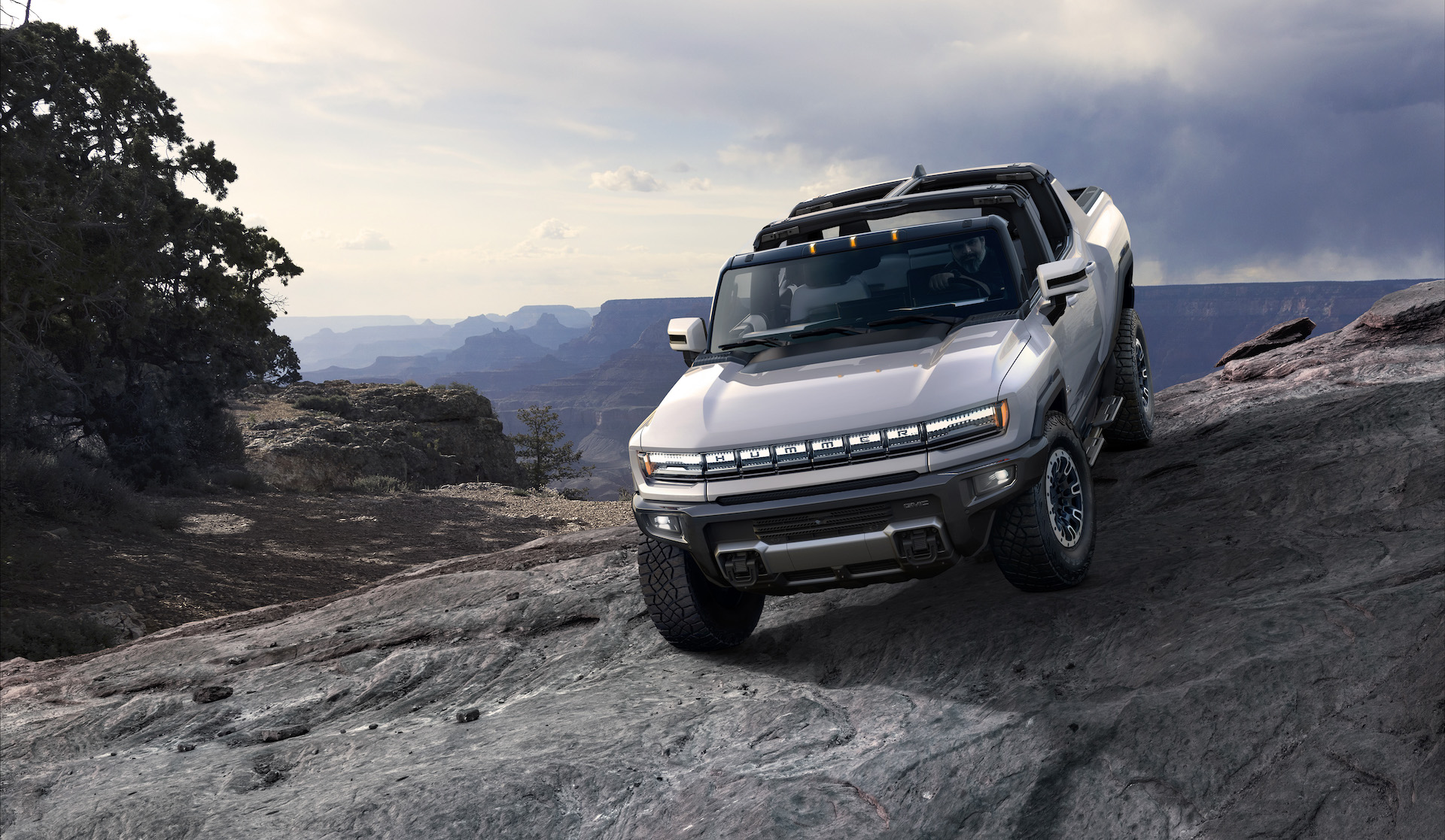 2022 GMC Hummer EV Edition 1: 350-mile electric off-road ...