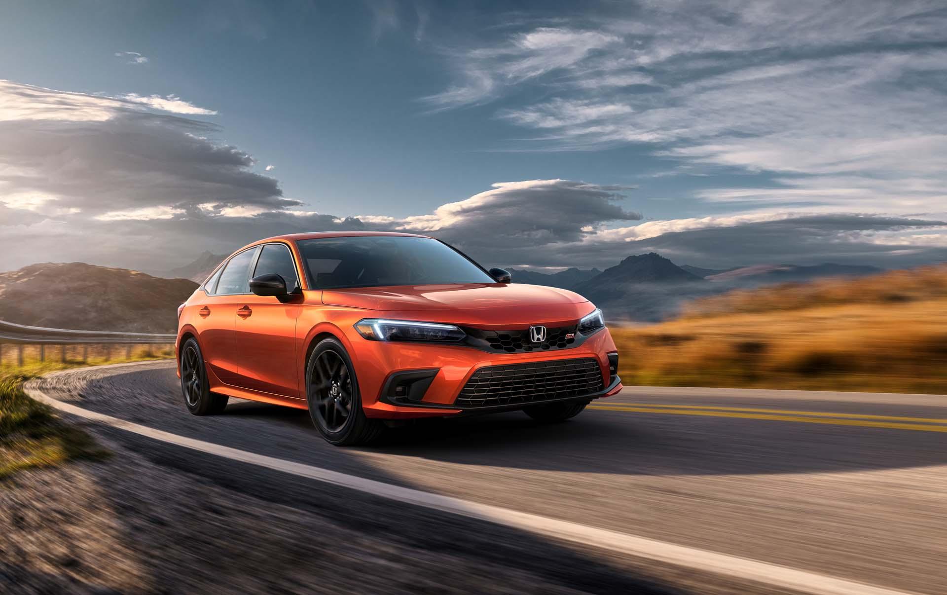 2022 Honda Civic Si, 2023 Chevy Corvette Z06, 2023 Land Rover Range Rover: This Week's Top Photos