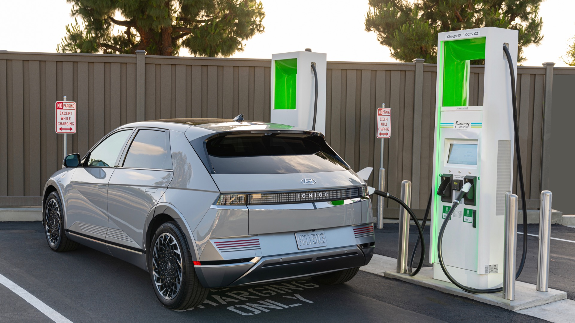 Hyundai claims Ioniq 5 EV will dominate Tesla Model Y in miles of range added at fast-charging stops