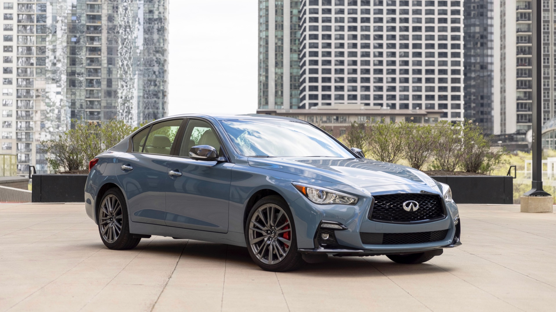 Preview: 2022 Infiniti Q50 adds wireless Apple CarPlay, more standard features