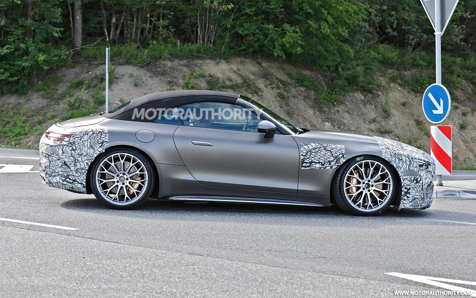 2022 Subaru WRX, 2022 Mercedes-Benz SL Roadster, McLaren 765LT Spider: Today's Car News