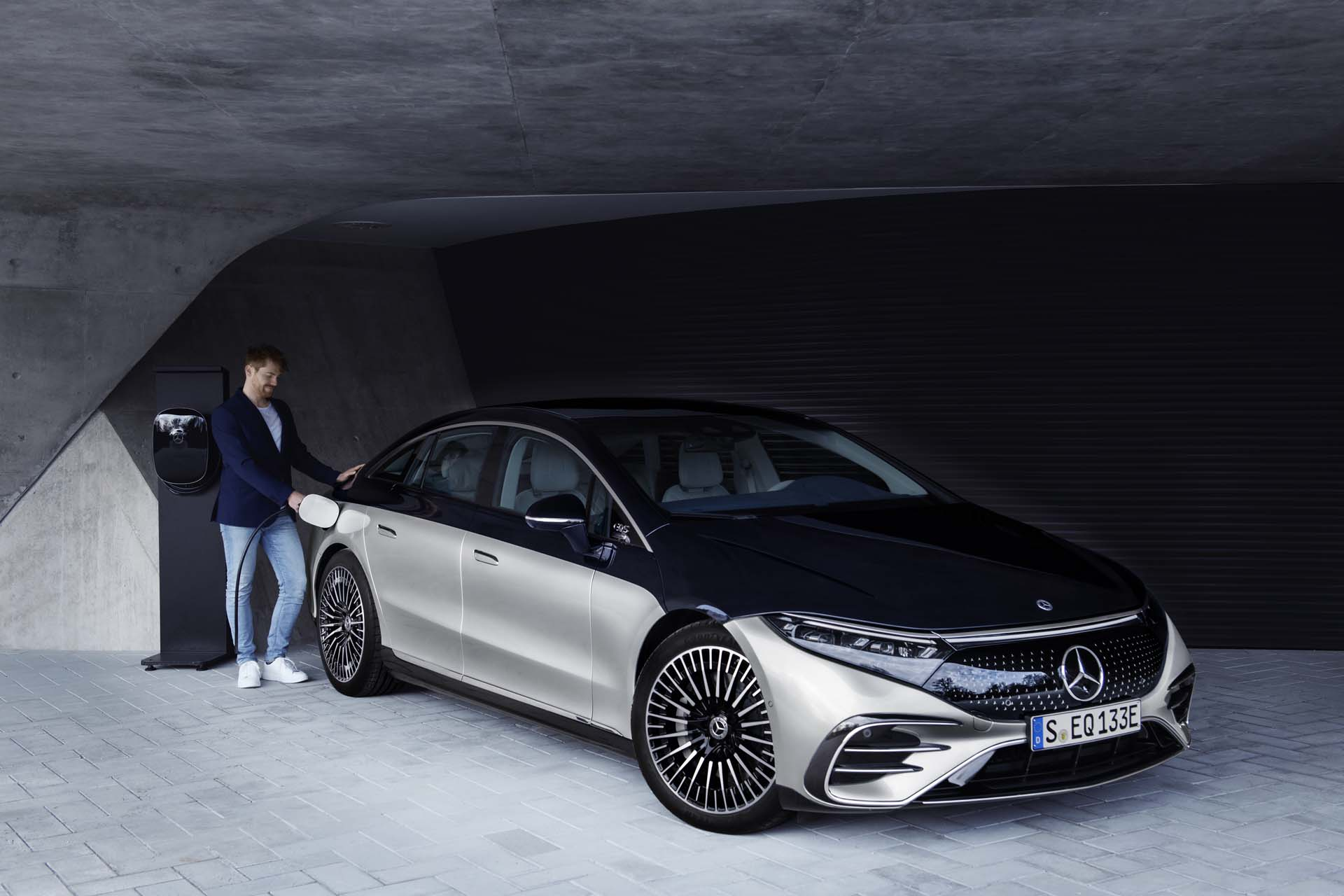Mercedes-Benz to go full electric by 2030, including AMG division