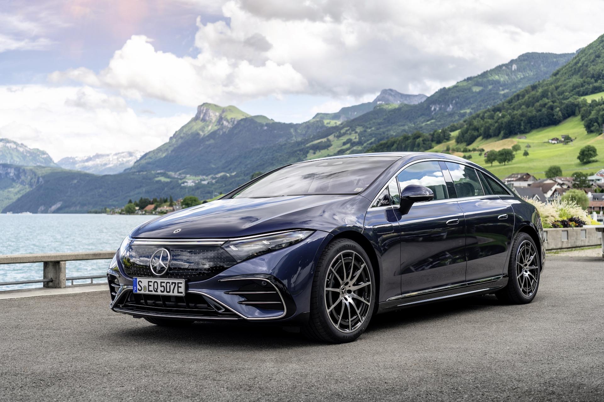 2022 Mercedes-Benz EQS, 2022 Porsche Cayenne Turbo GT, 2022 Subaru WRX: The Week In Reverse