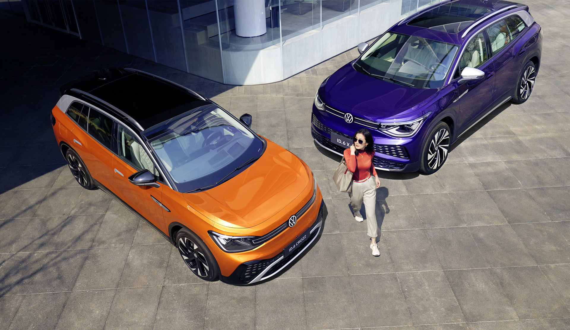2022 Volkswagen ID.6 is a 3-row electric crossover for China