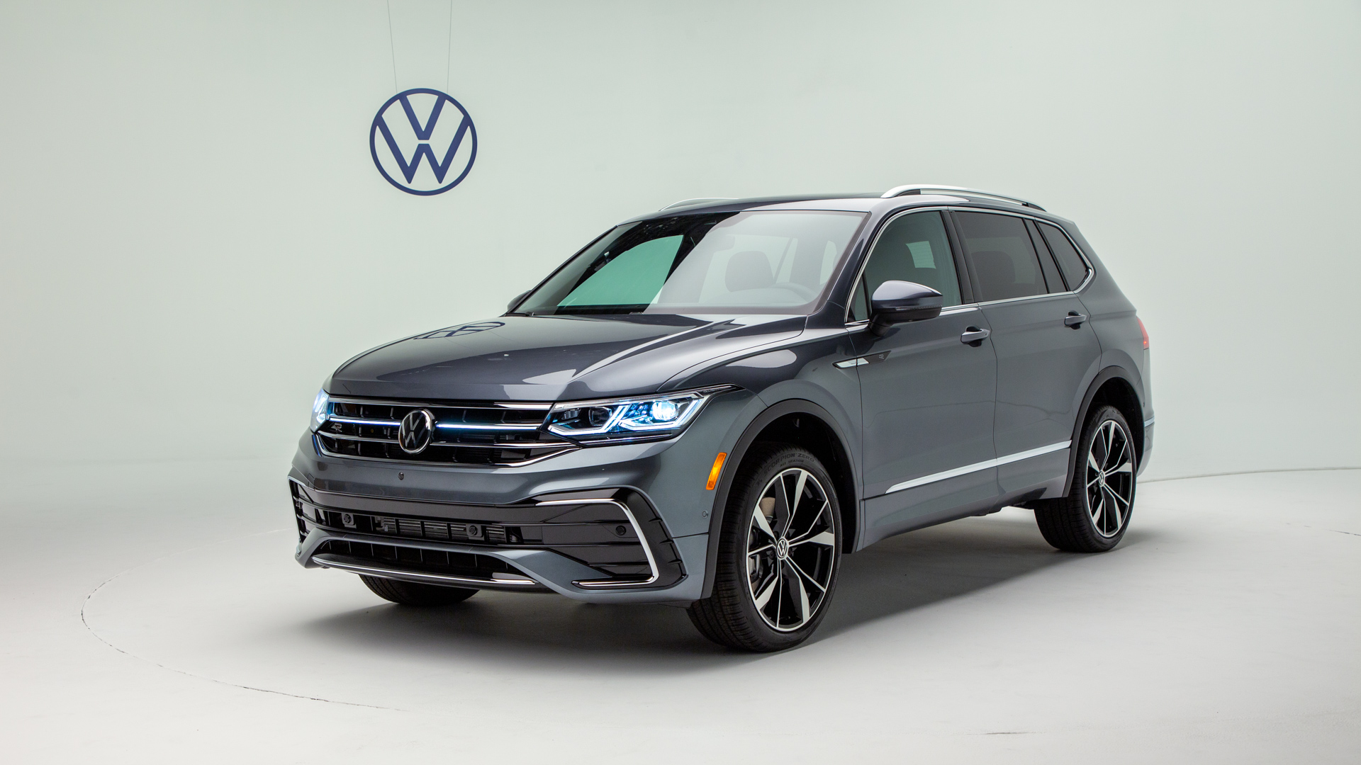 2022 Volkswagen Tiguan preview: Update for compact crossover with a light touch