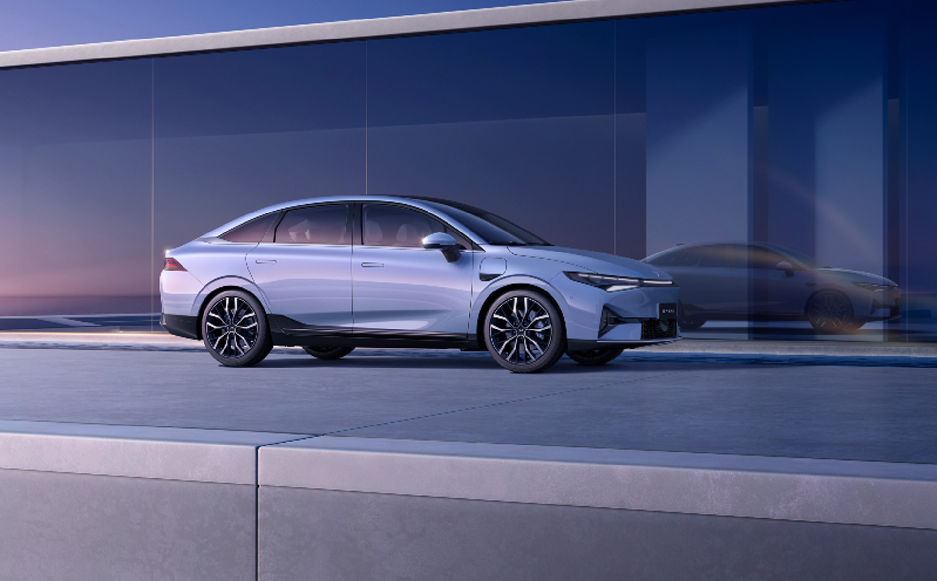 Xpeng P5 electric sedan starts around $25,000, leads in driver-assistance tech, aims for Europe
