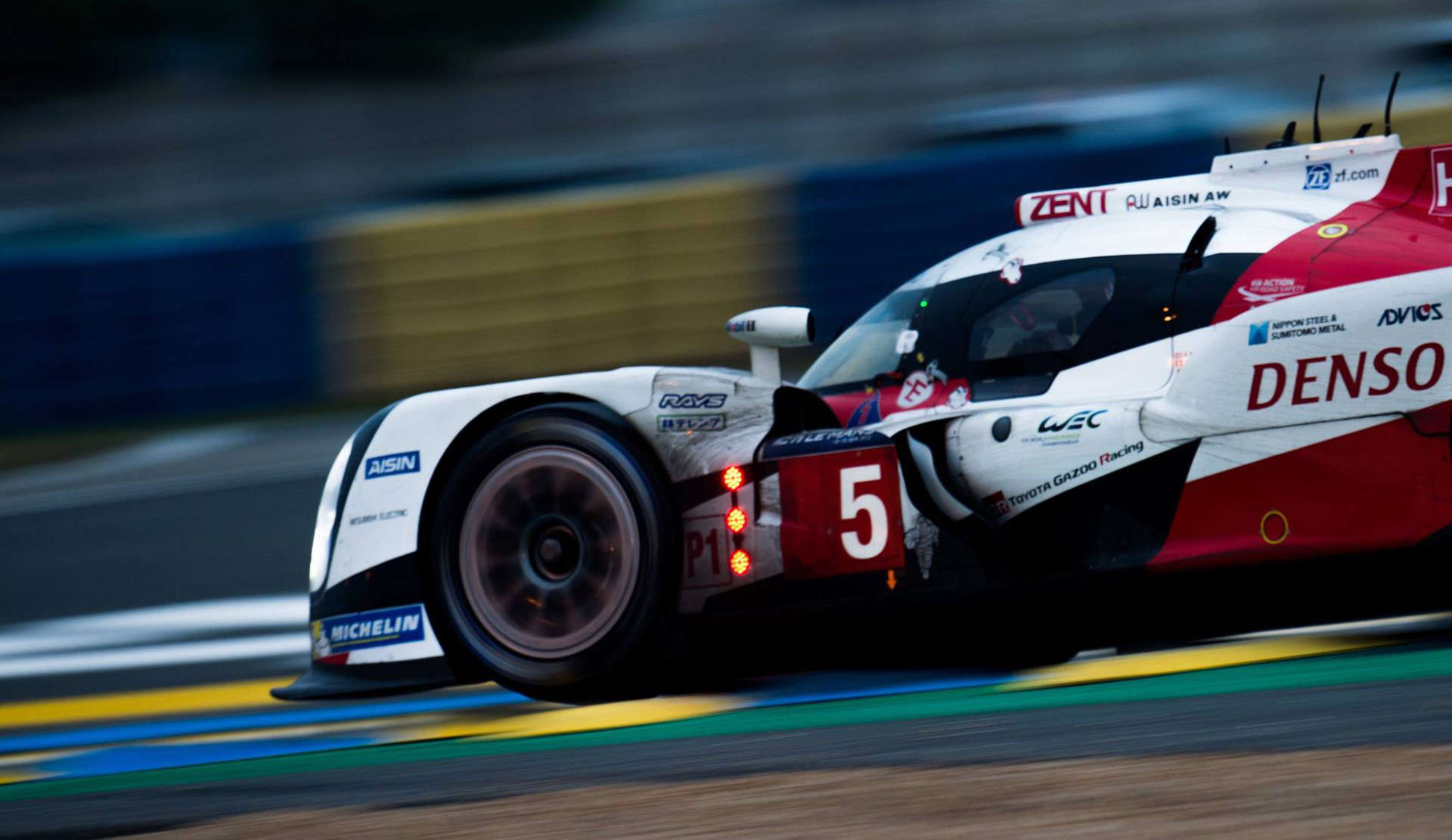 2016 24 Hours Of Le Mans Wins For Porsche Ford