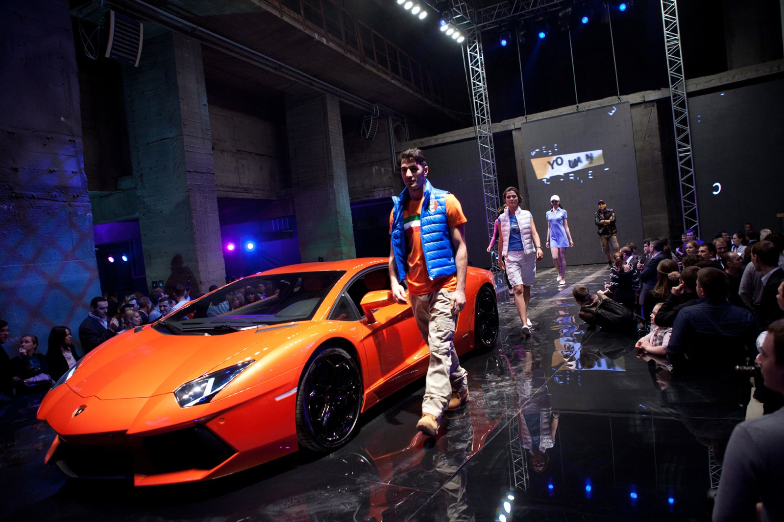First Lamborghini Dealership Opens In Russia