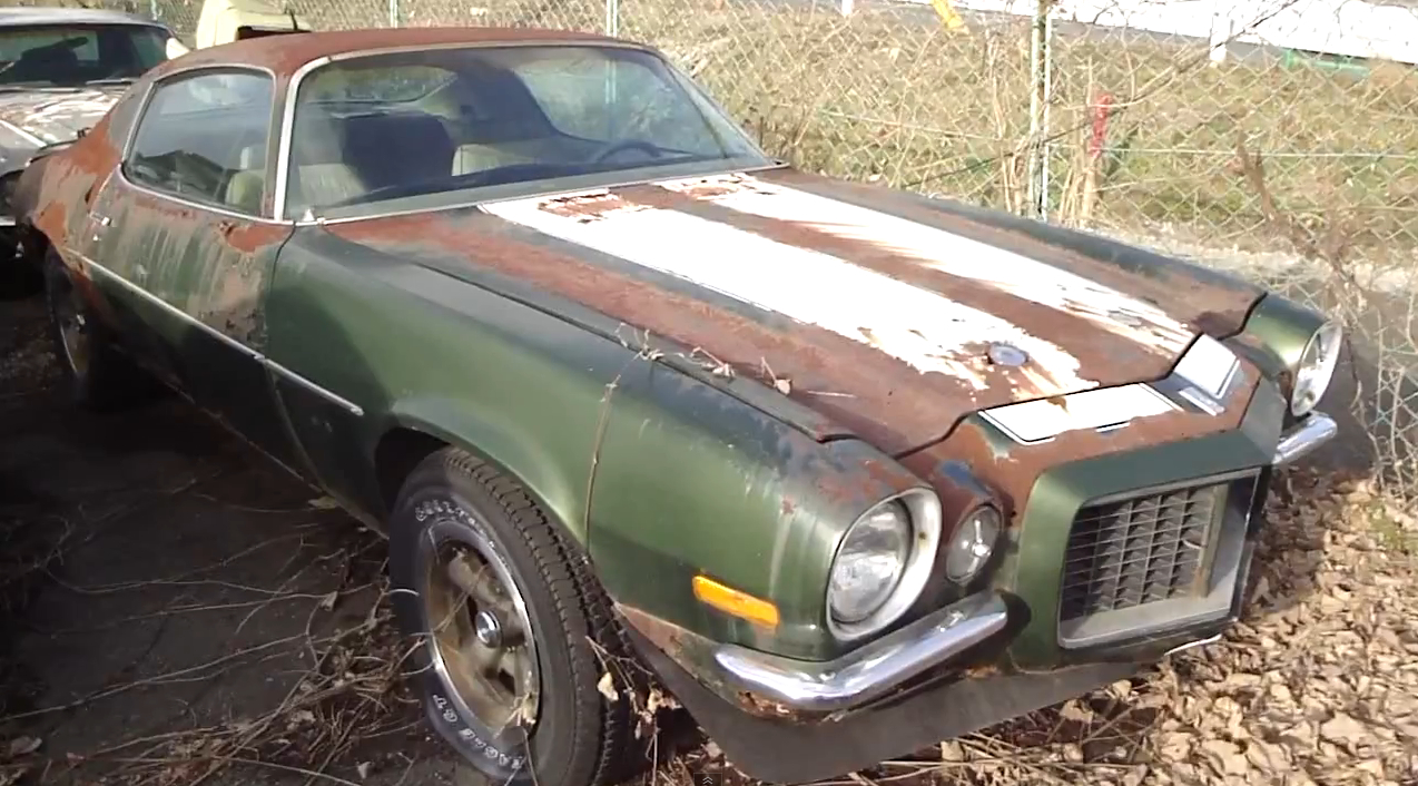 Japan Muscle Car Graveyard Follow-Up: Video