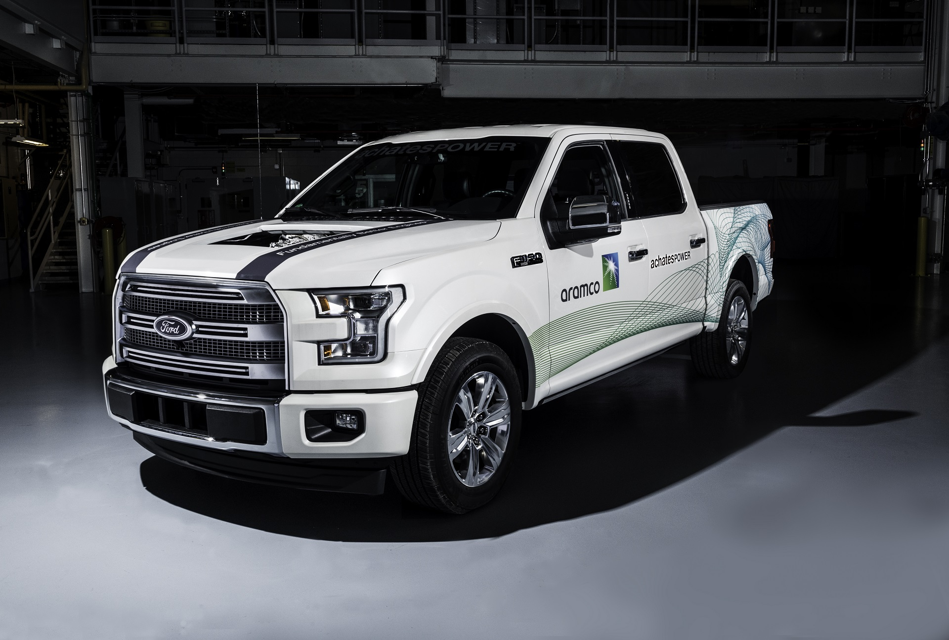 Achates engine in Ford F-150 pickup targets 37 mpg, with ...
