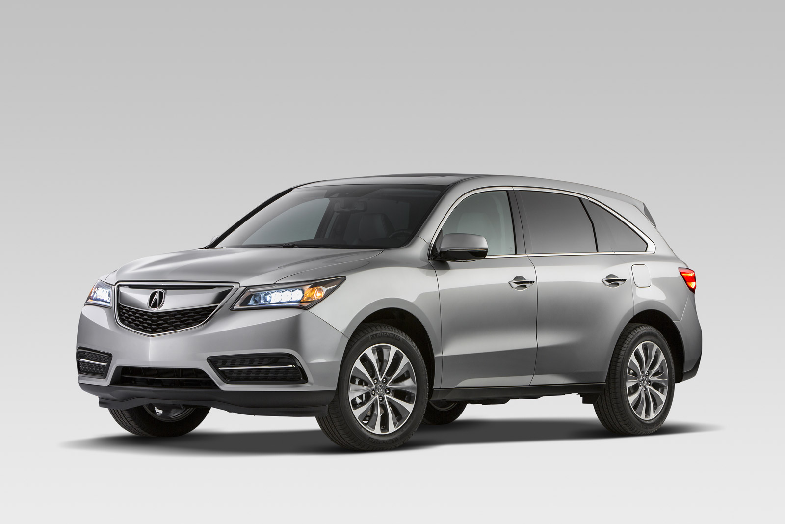 2015 Acura MDX Sees Slight Price Increase