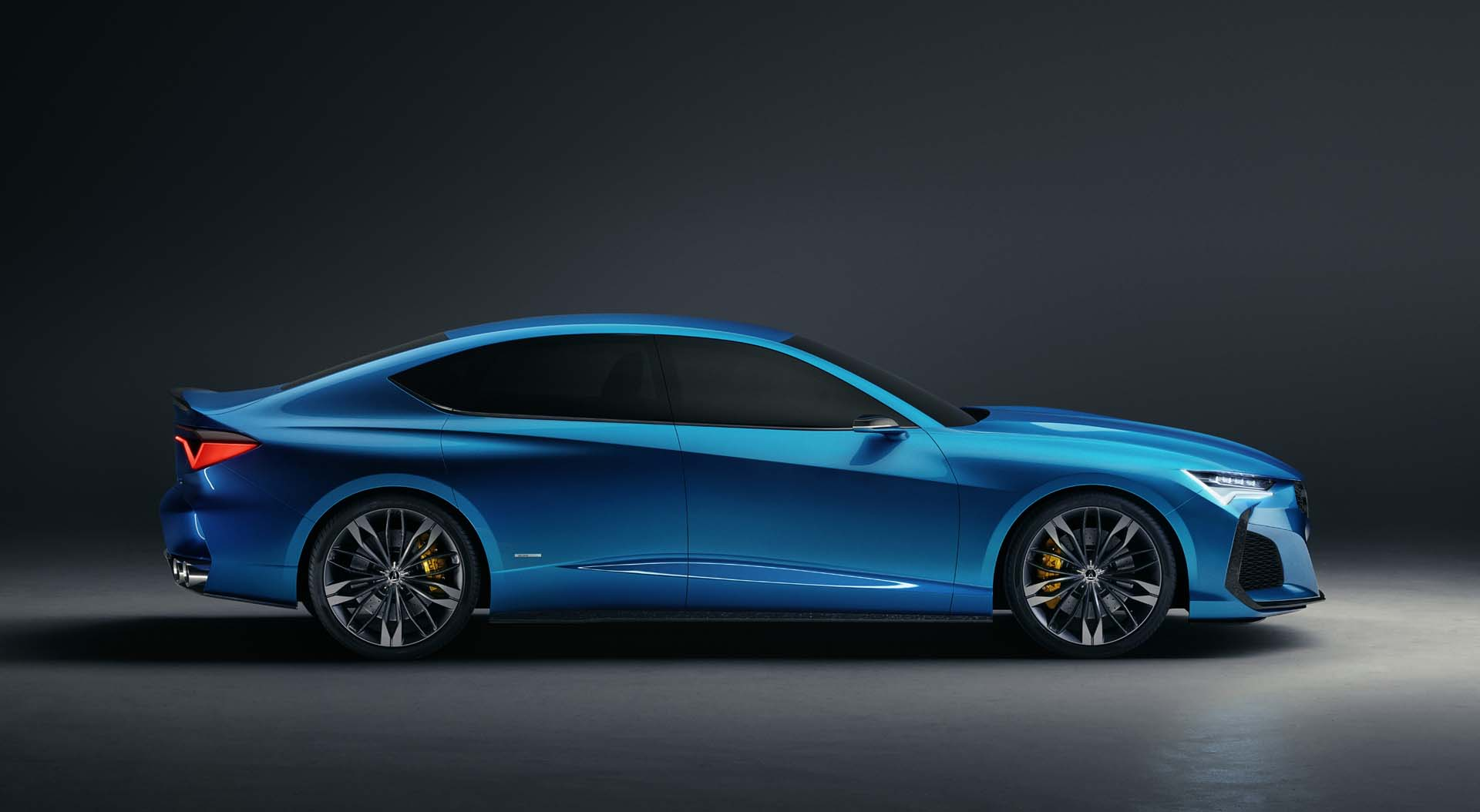 Acura Type S concept previews a sporty next-generation TLX