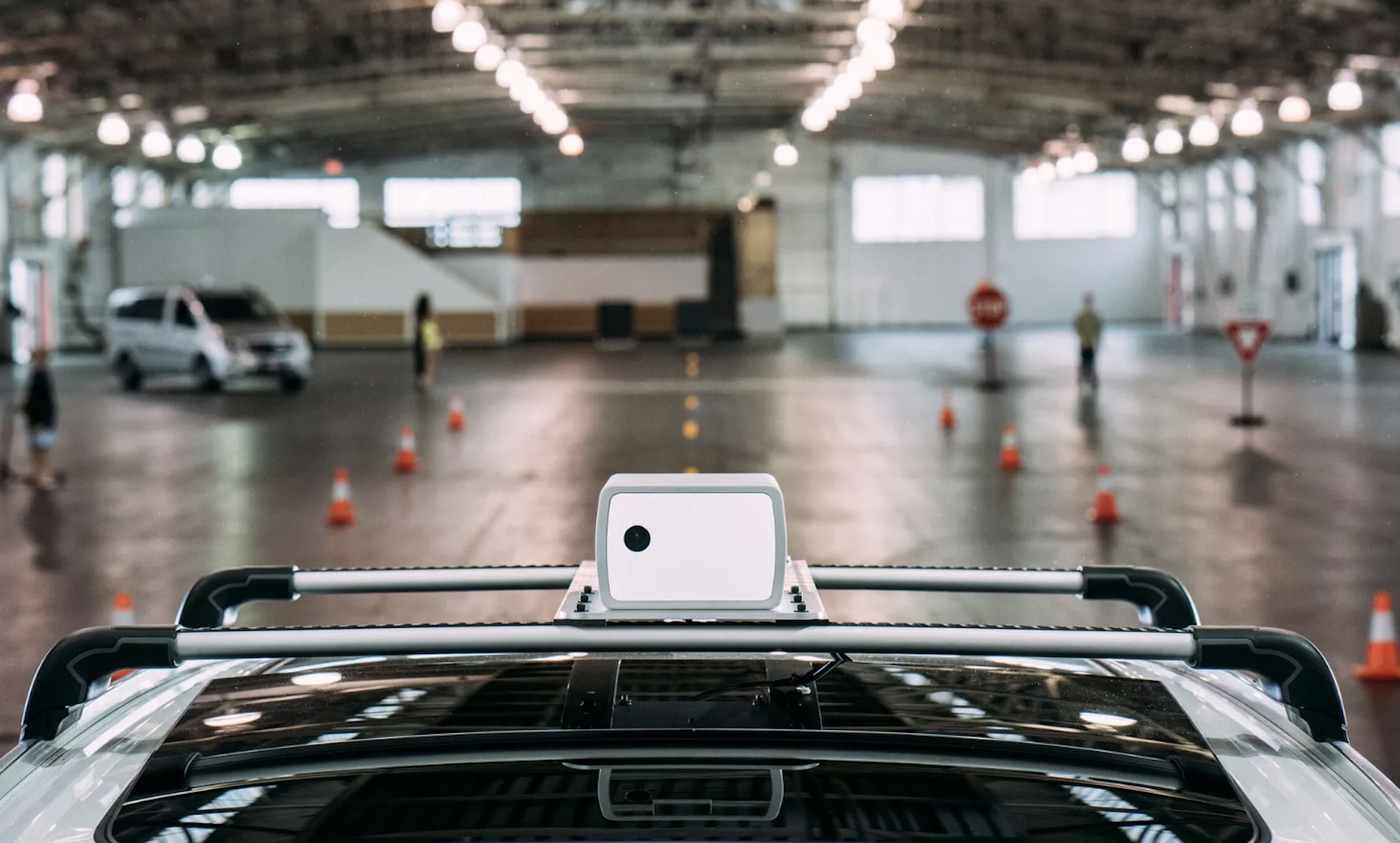 Ex-Apple engineers create next-gen lidar for self-driving cars