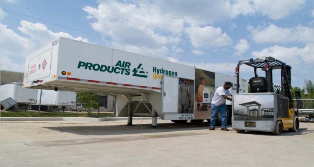 Portable Hydrogen Fuelers Go To Six Toyota Mirai Dealers