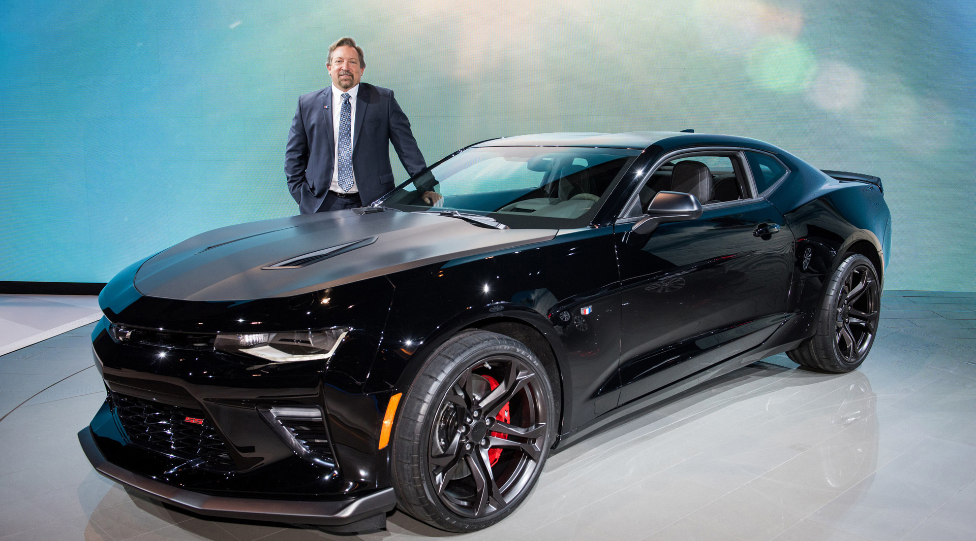 Camaro Chief Engineer Reassigned To Work On Electric Cars