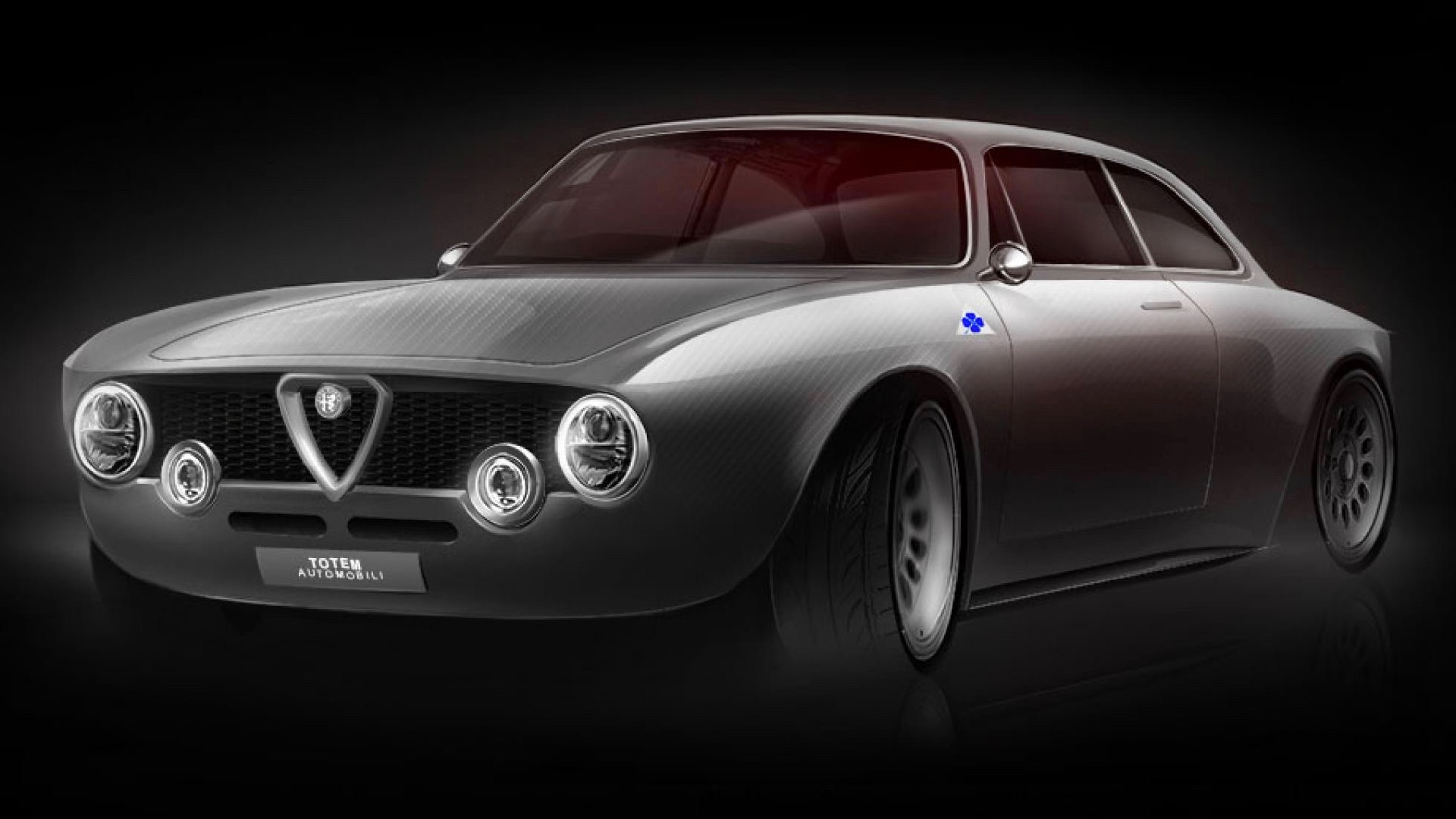 Totem Automobili's restomod Alfa Romeo GTA is an electric, carbon-fiber-bodied stunner - Motor Authority