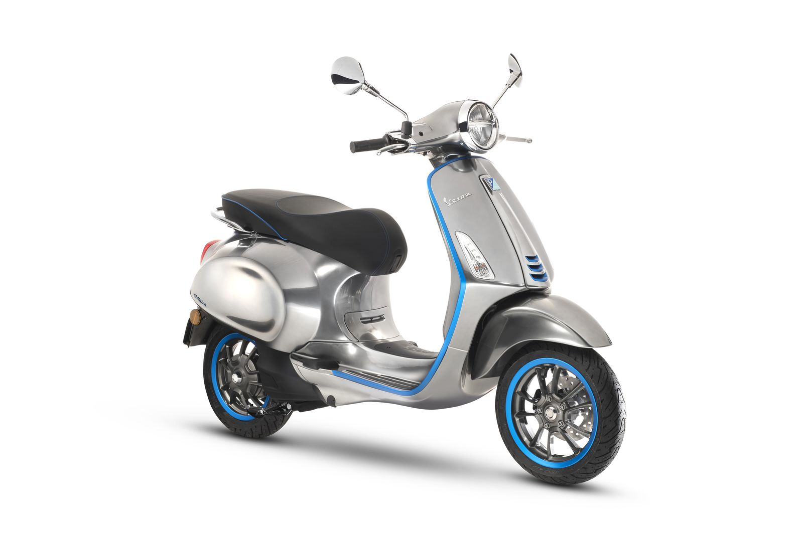 Iconic Vespa Scooter, now 70 years old, gets brand-new electric ...