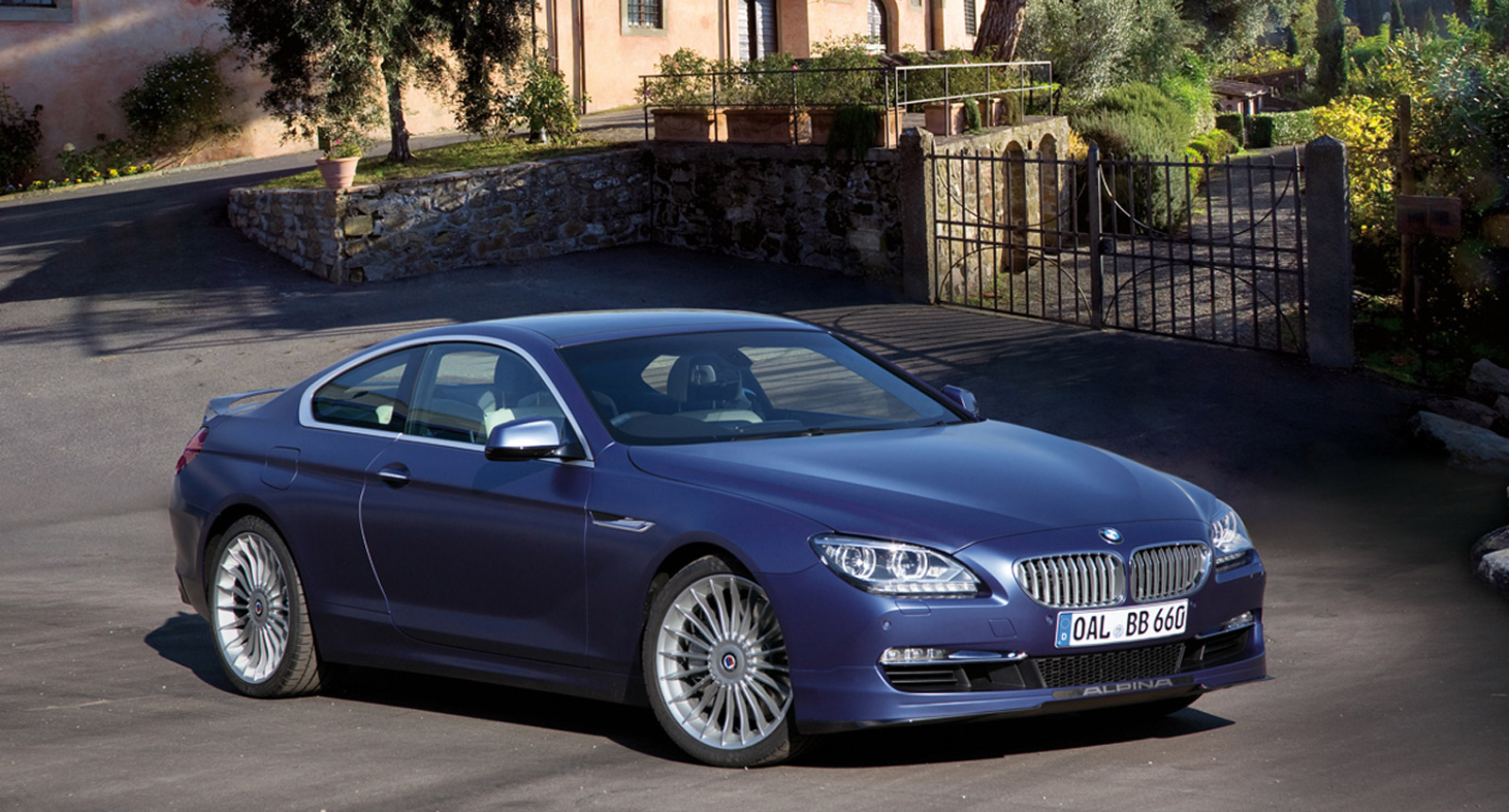 Alpina Adds 6-Series Based B6 Biturbo Coupe To Lineup